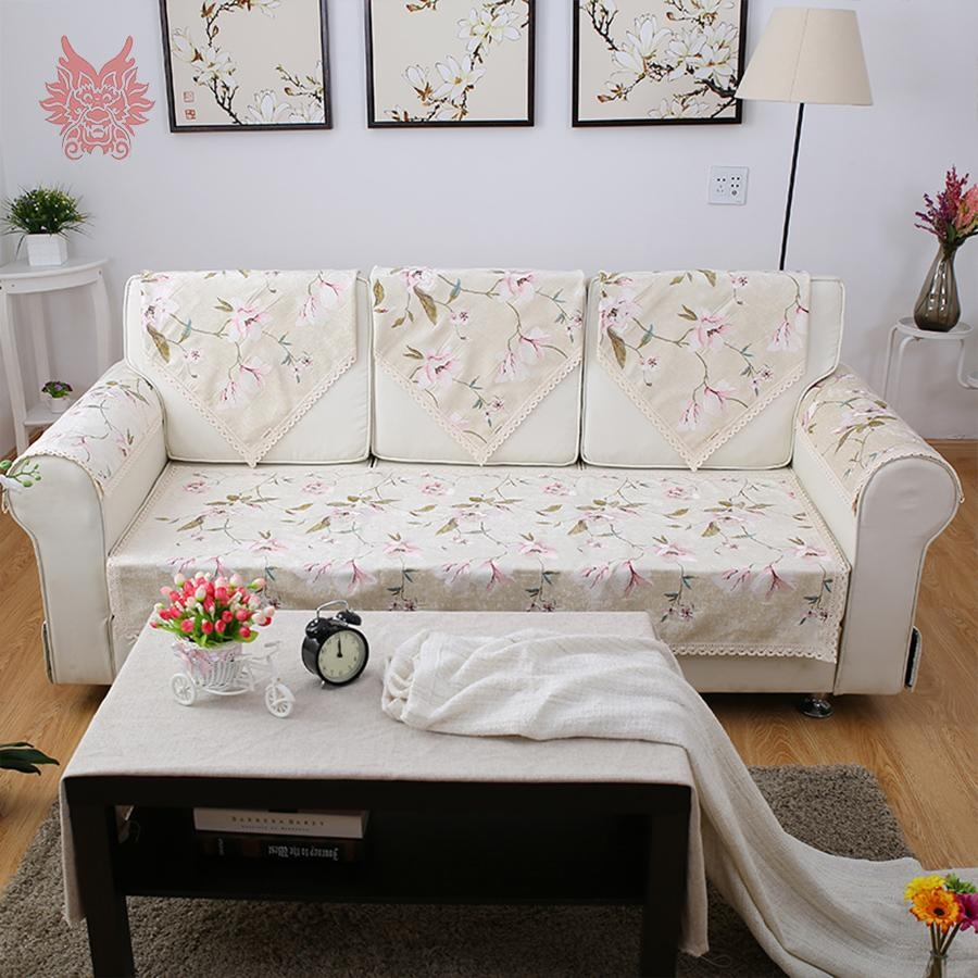 Floral Sofas In Style (View 16 of 20)