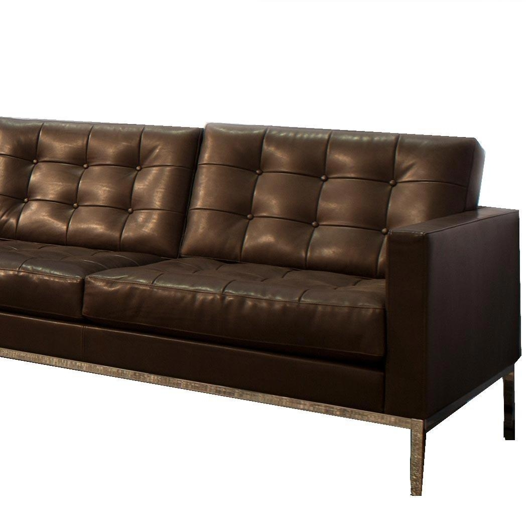 Florence Knoll Relax 2 Seater Sofa | Knoll International For Knoll Sofas (Image 6 of 20)