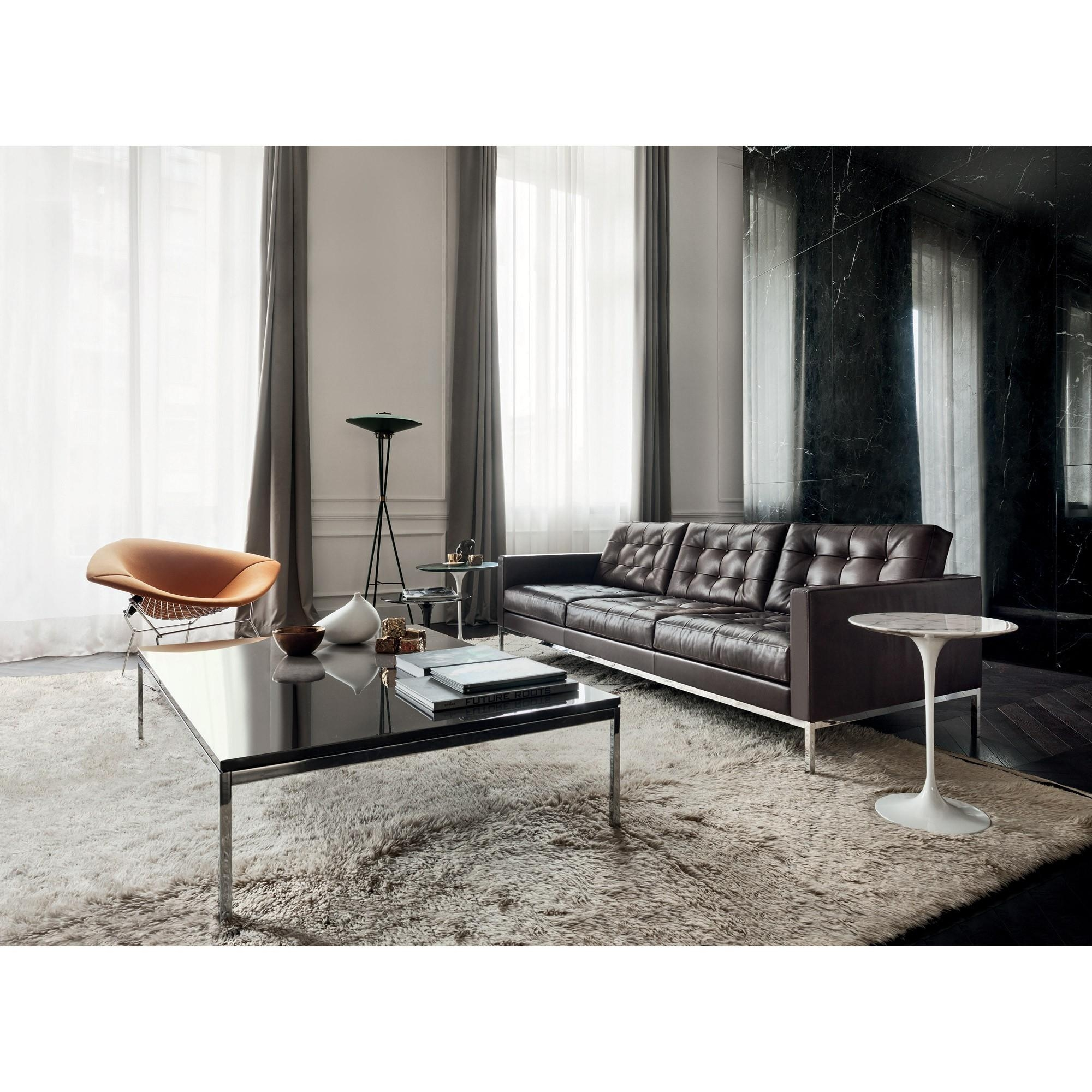 Florence Knoll 'relax' Sofa | Skandium In Florence Knoll 3 Seater Sofas (Image 3 of 20)