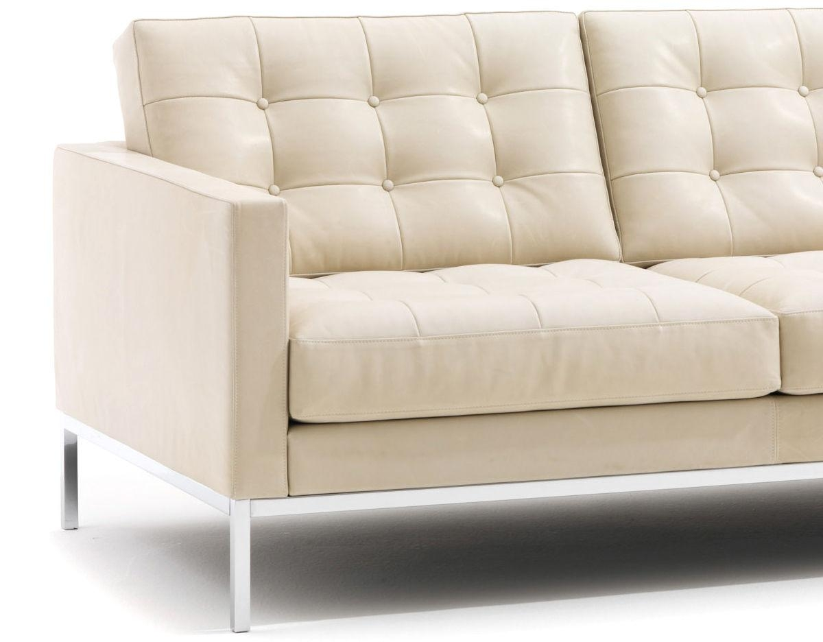 Florence Knoll Relaxed Sofa – Hivemodern Intended For Knoll Sofas (View 13 of 20)