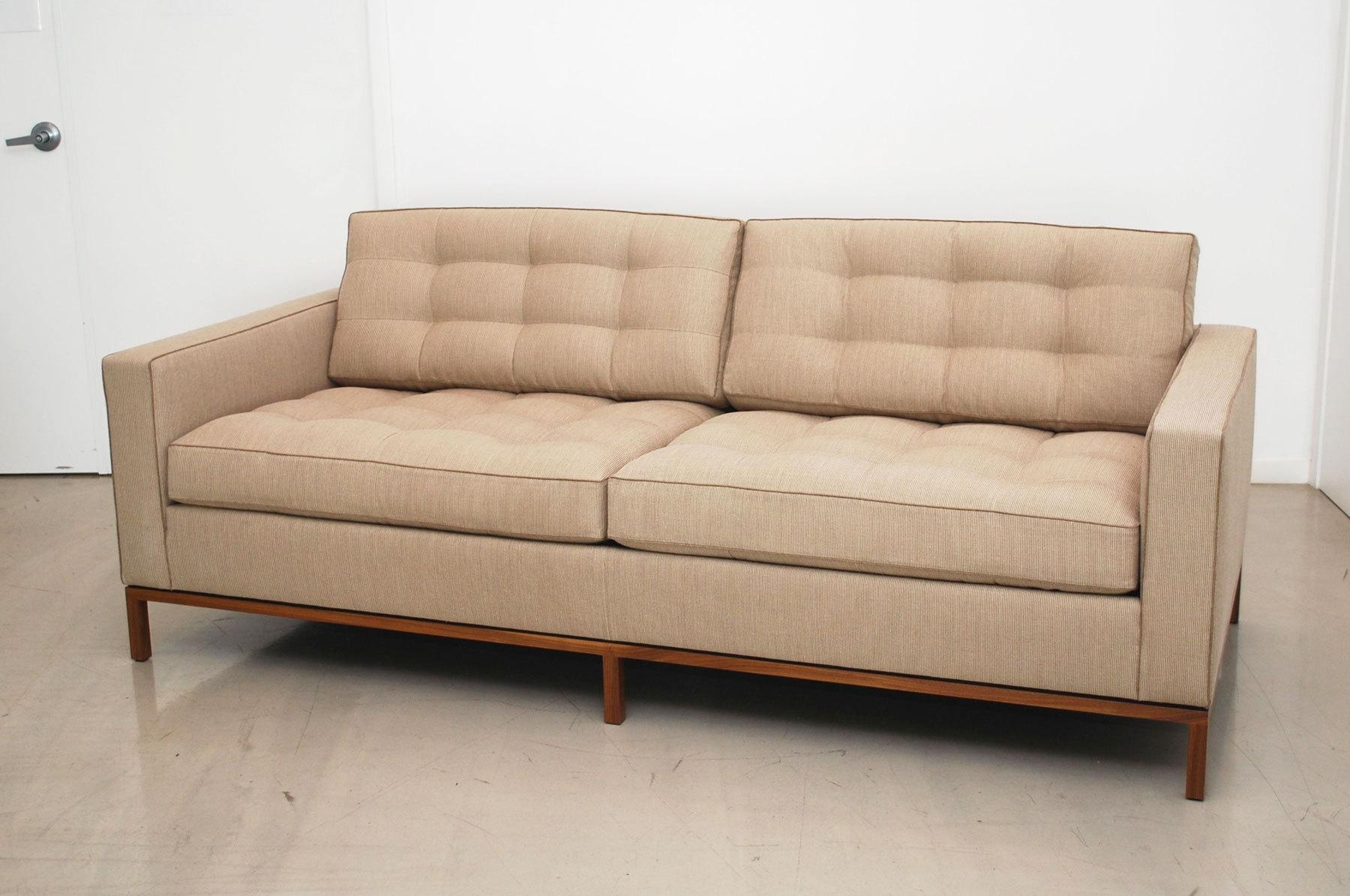 Florence Knoll Sofa | Home Decor & Furniture Pertaining To Florence Large Sofas (Image 4 of 20)