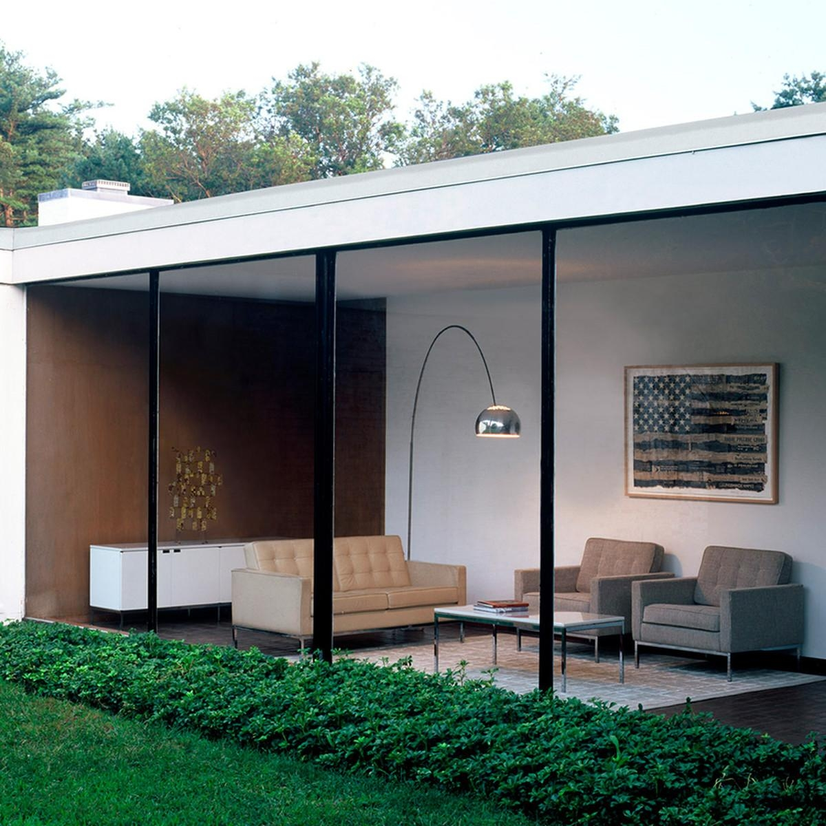 Florence Knoll Sofa Pertaining To Florence Sofas And Loveseats (Image 7 of 20)