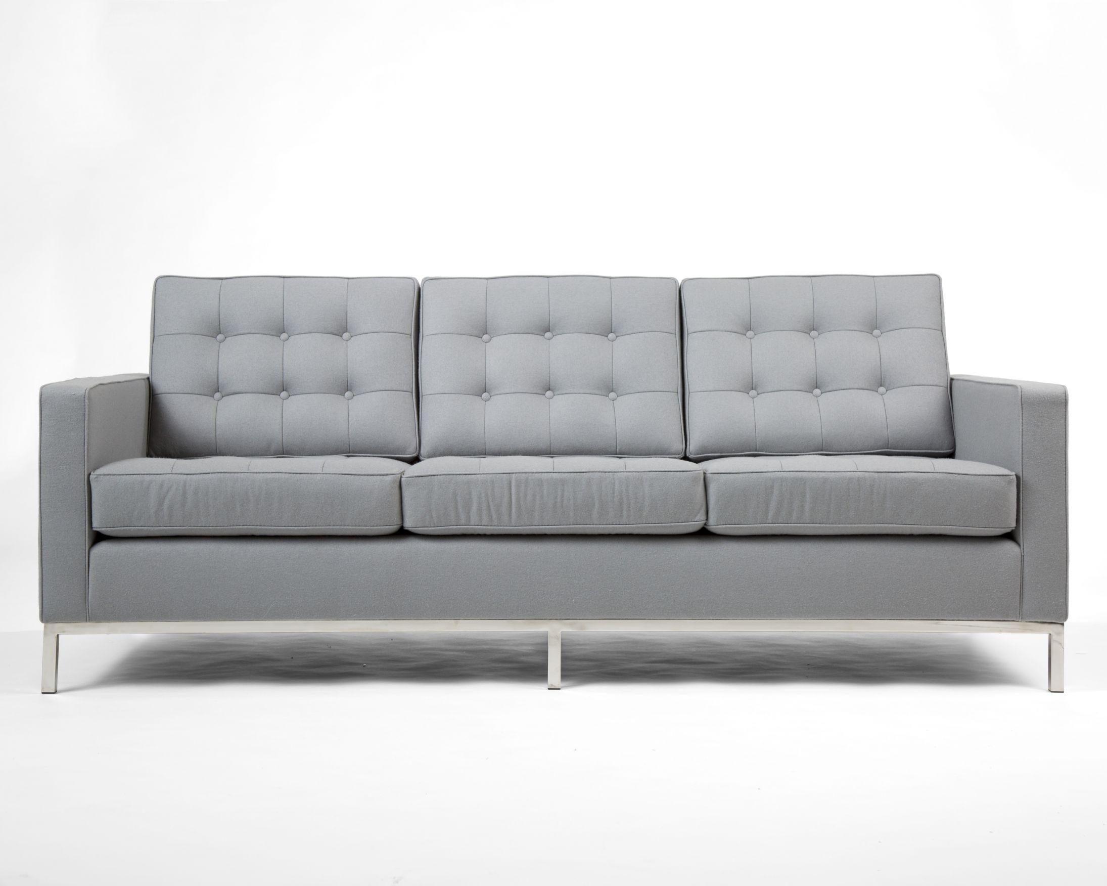 Florence Sofa | Reproduction | Mid Century Modern Intended For Florence Sofa Beds (Image 7 of 20)