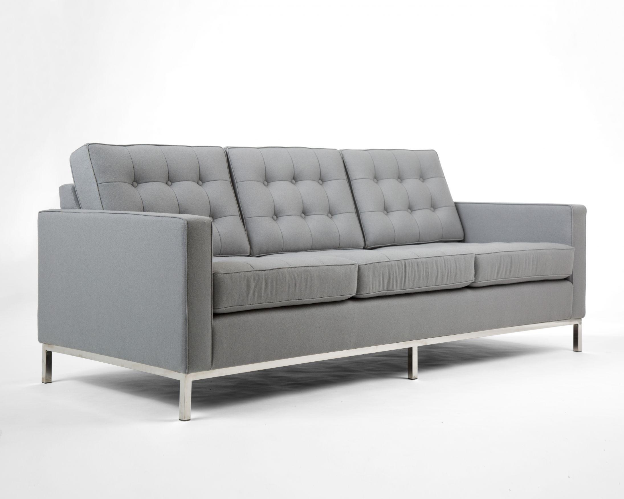 Florence Sofa | Reproduction | Mid Century Modern Throughout Florence Large Sofas (Image 6 of 20)