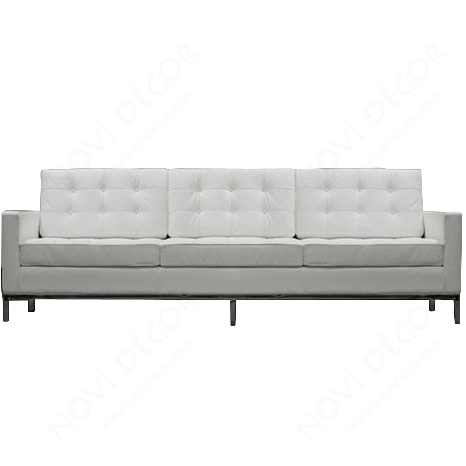 Florence Style Sofa (Multiple Colors) | Designer Reproduction Intended For Florence Large Sofas (Image 7 of 20)