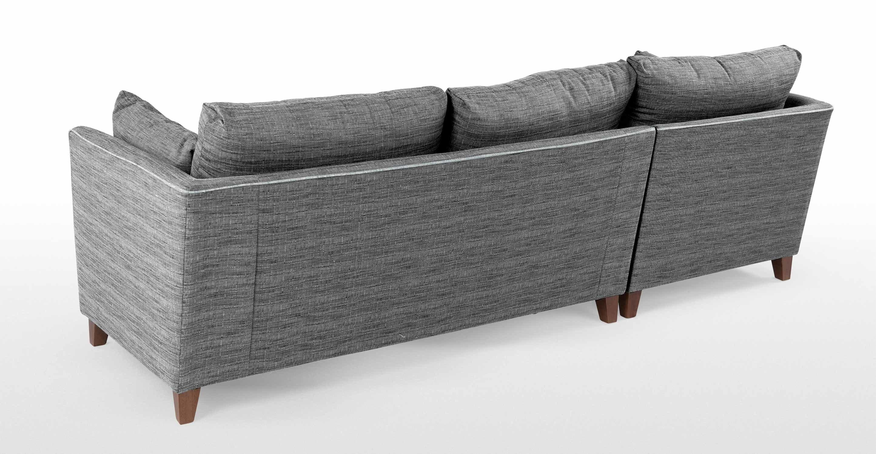 Foam Corner Sofa Bed – Leather Sectional Sofa In Cheap Corner Sofa Beds (View 6 of 20)