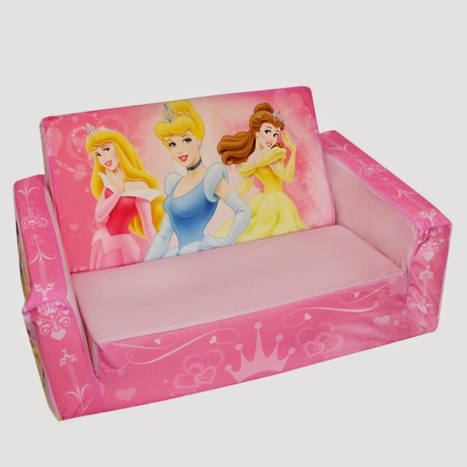 Fold Out Couch Intended For Disney Sofas (Image 4 of 20)