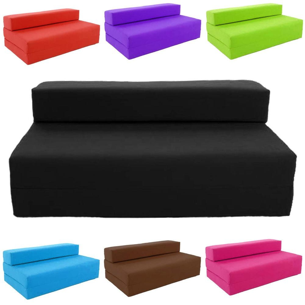 Fold Up Futons | Roselawnlutheran Regarding Fold Up Sofa Chairs (Image 10 of 22)