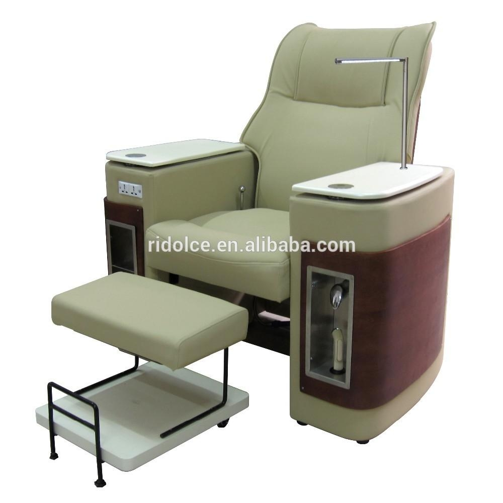 Foot Massage Sofa Chair Salon Furniture Using Reflexology Sofa Pertaining To Sofa Pedicure Chairs (Image 3 of 20)