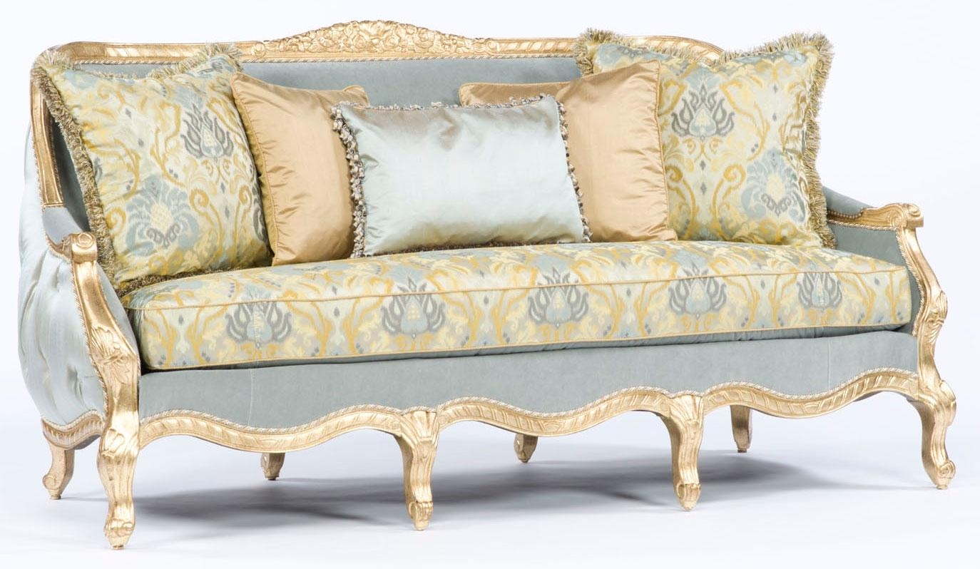 Featured Image of French Style Sofa