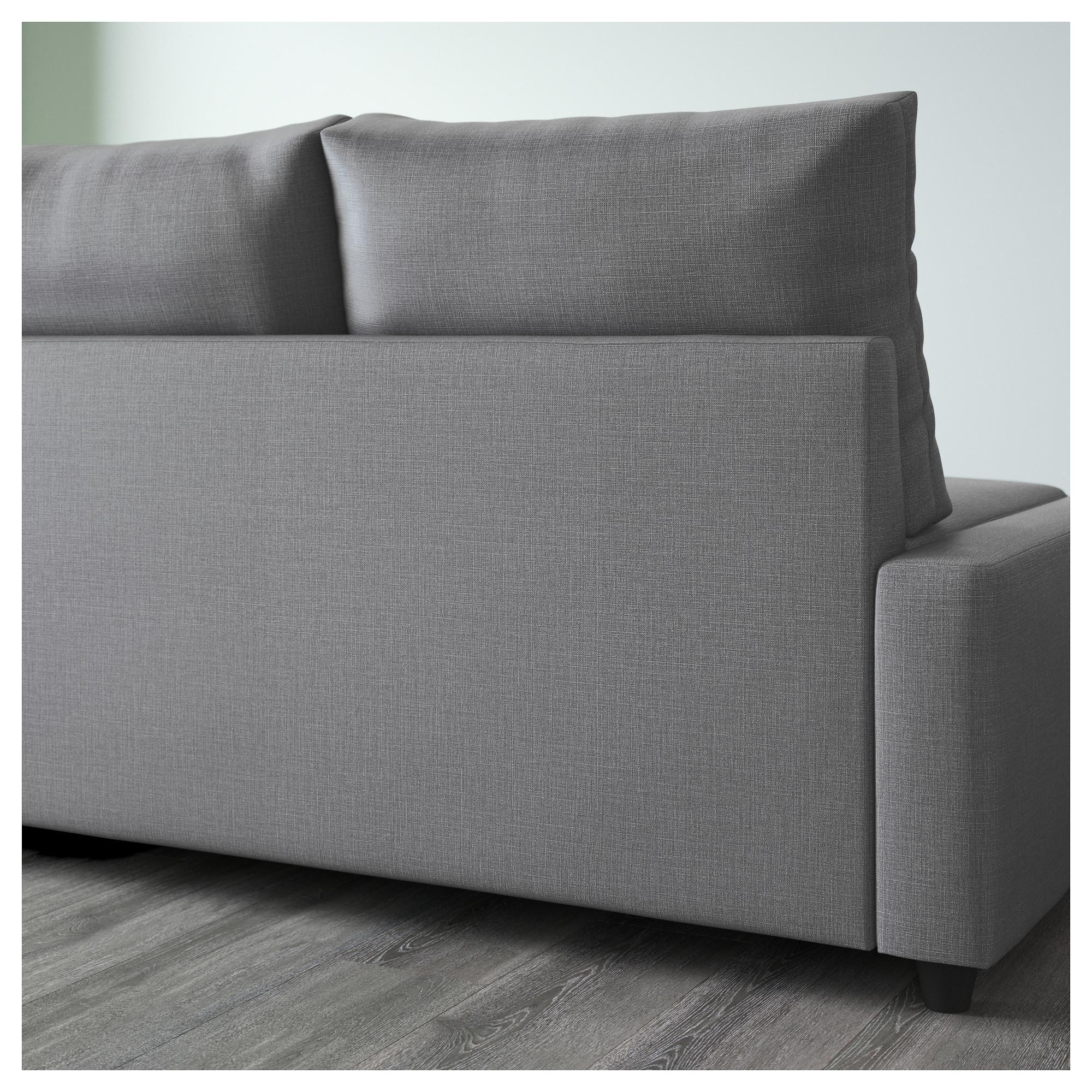Friheten Corner Sofa Bed With Storage Skiftebo Dark Grey – Ikea Within Ikea Corner Sofa Bed With Storage (Image 11 of 20)