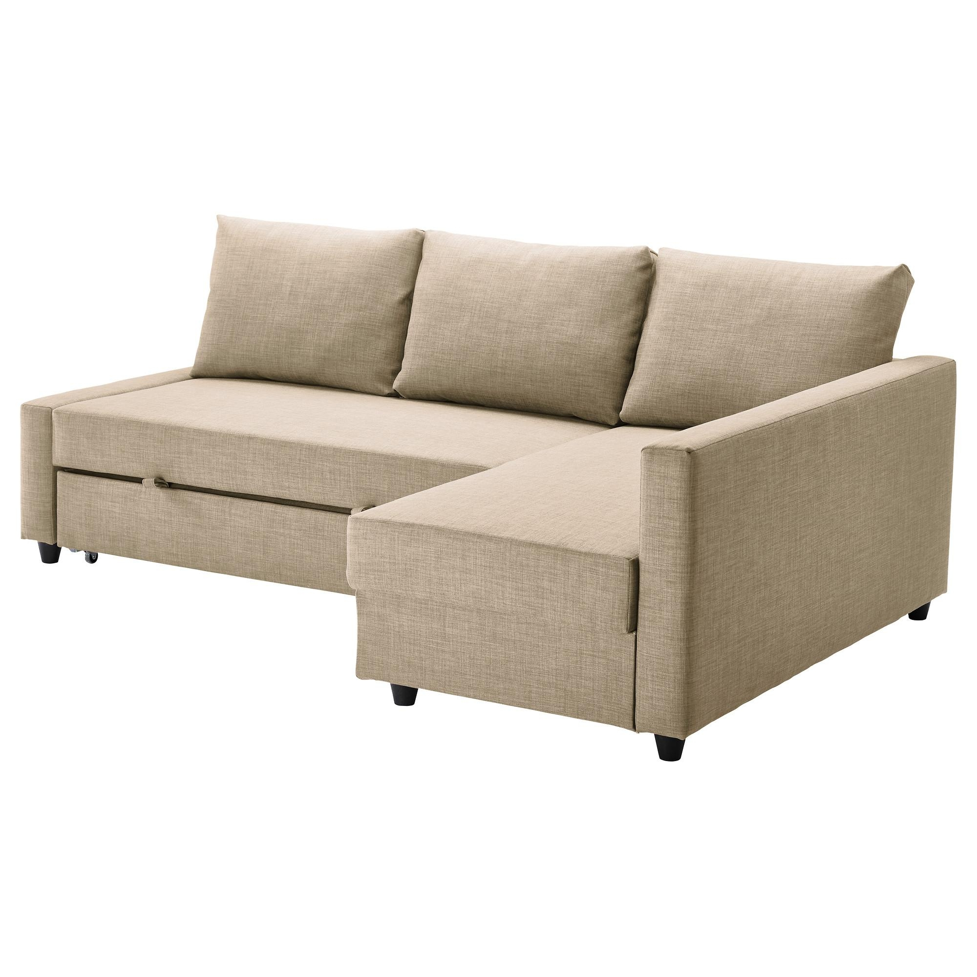 Friheten Sleeper Sectional,3 Seat W/storage – Skiftebo Dark Gray Intended For Ikea Sectional Sofa Sleeper (View 7 of 20)