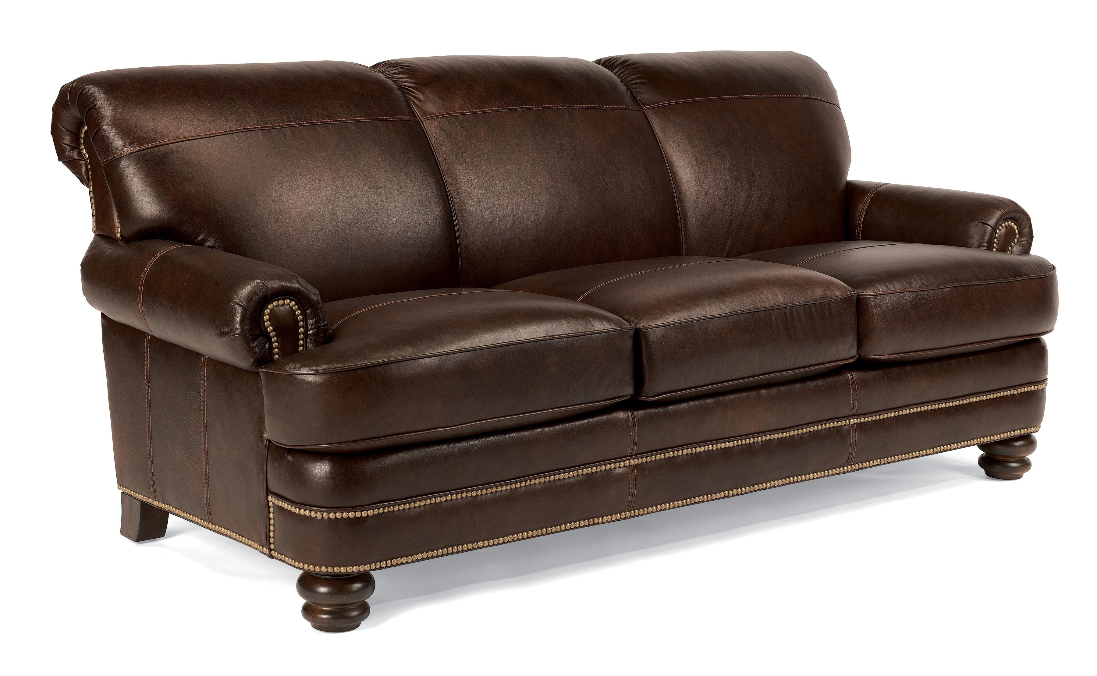 Frisco/francis – Sofa – 7791 31 Sofas From Flexsteel At Crowley Pertaining To Foster Leather Sofas (Image 14 of 20)