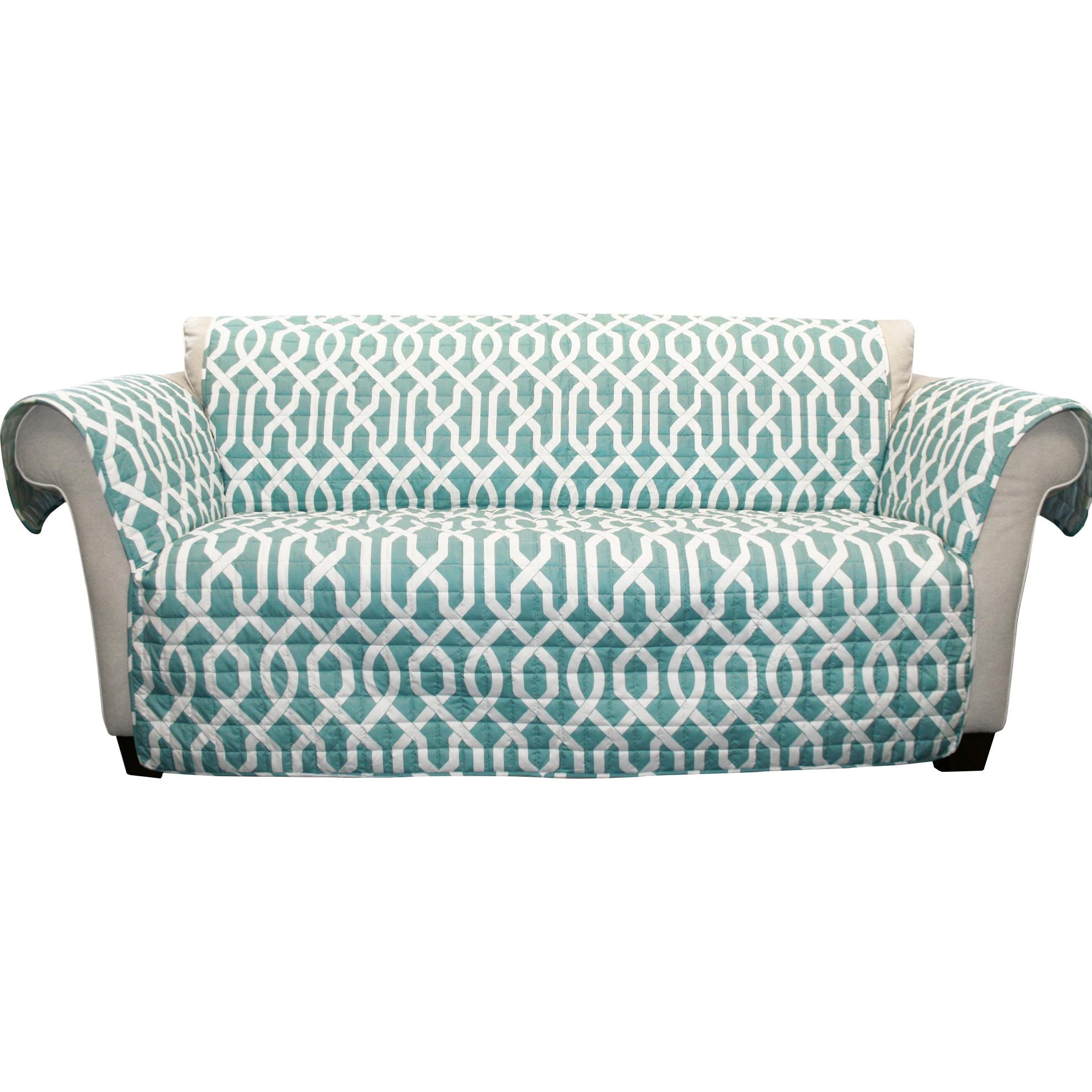Furniture : 42 Sofa Cover Sofa Cover Suppliers And Manufacturers With Teal Sofa Slipcovers (Image 3 of 20)
