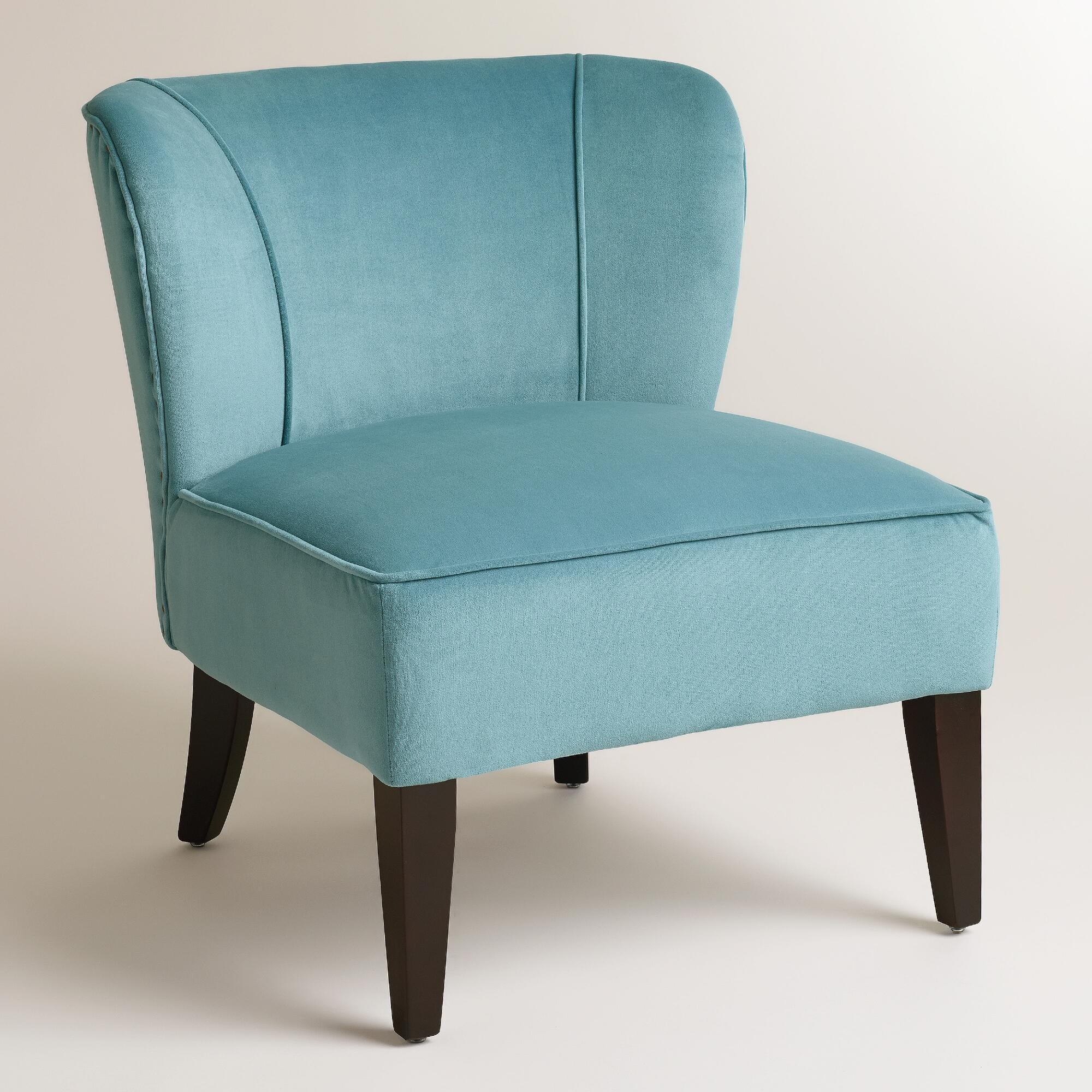 Furniture: Amazing Chairs For Living Room Contemporary Chairs For Pertaining To Blue Sofa Chairs (Image 12 of 20)