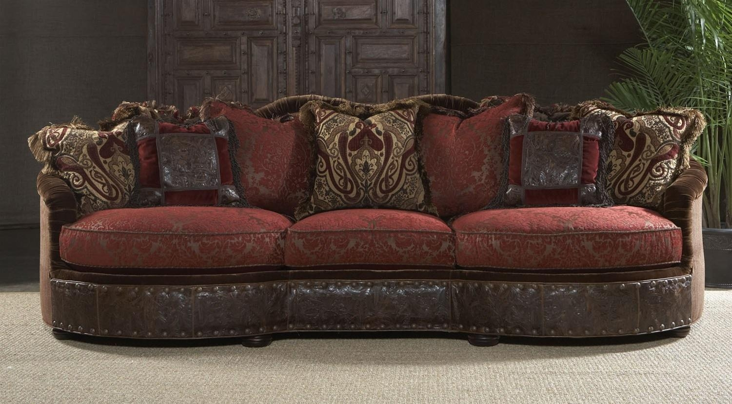 Furniture: Amazon Sofas And Chairs | Burgundy Sofa | Red Sectional For Burgundy Sectional Sofas (Image 5 of 20)