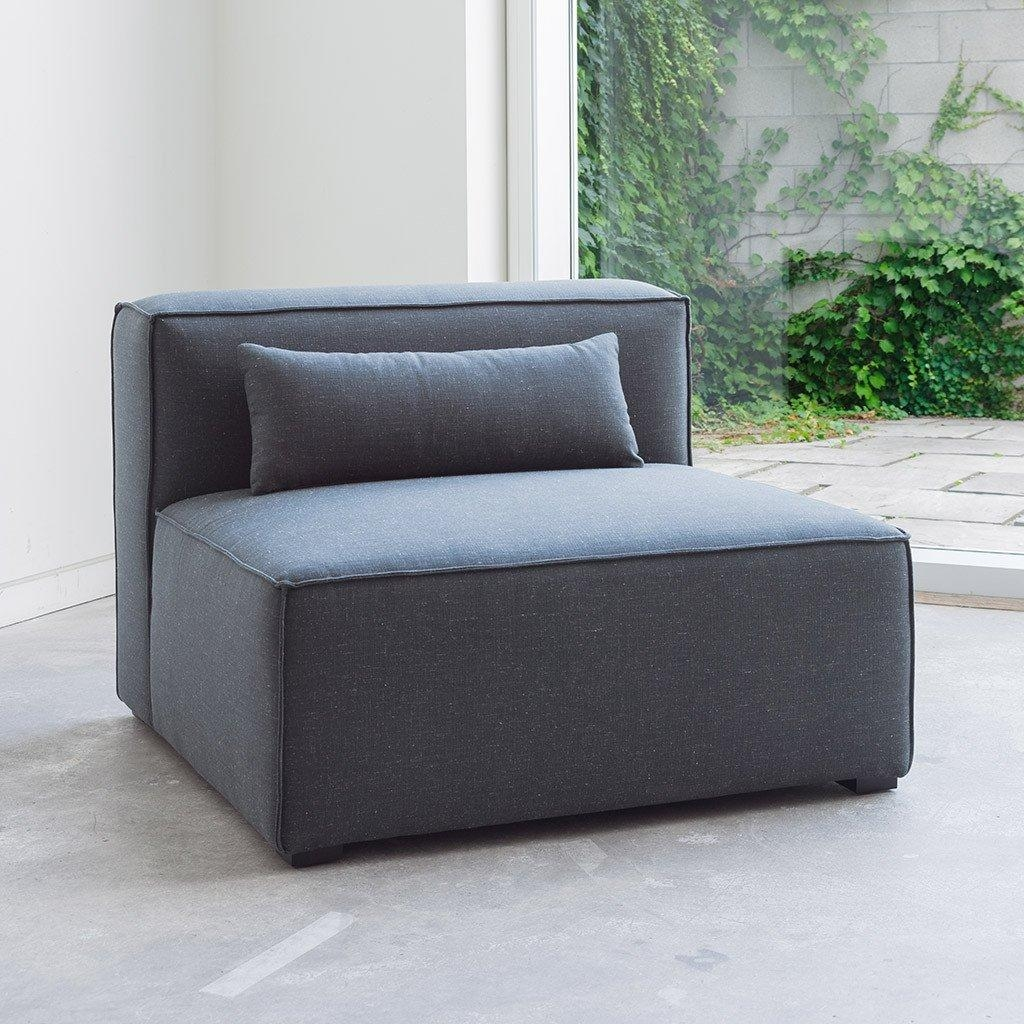 Furniture: Armless Chair Slipcover | Sofa Slipcover | Recliner With Regard To Armless Slipcovers (View 18 of 20)