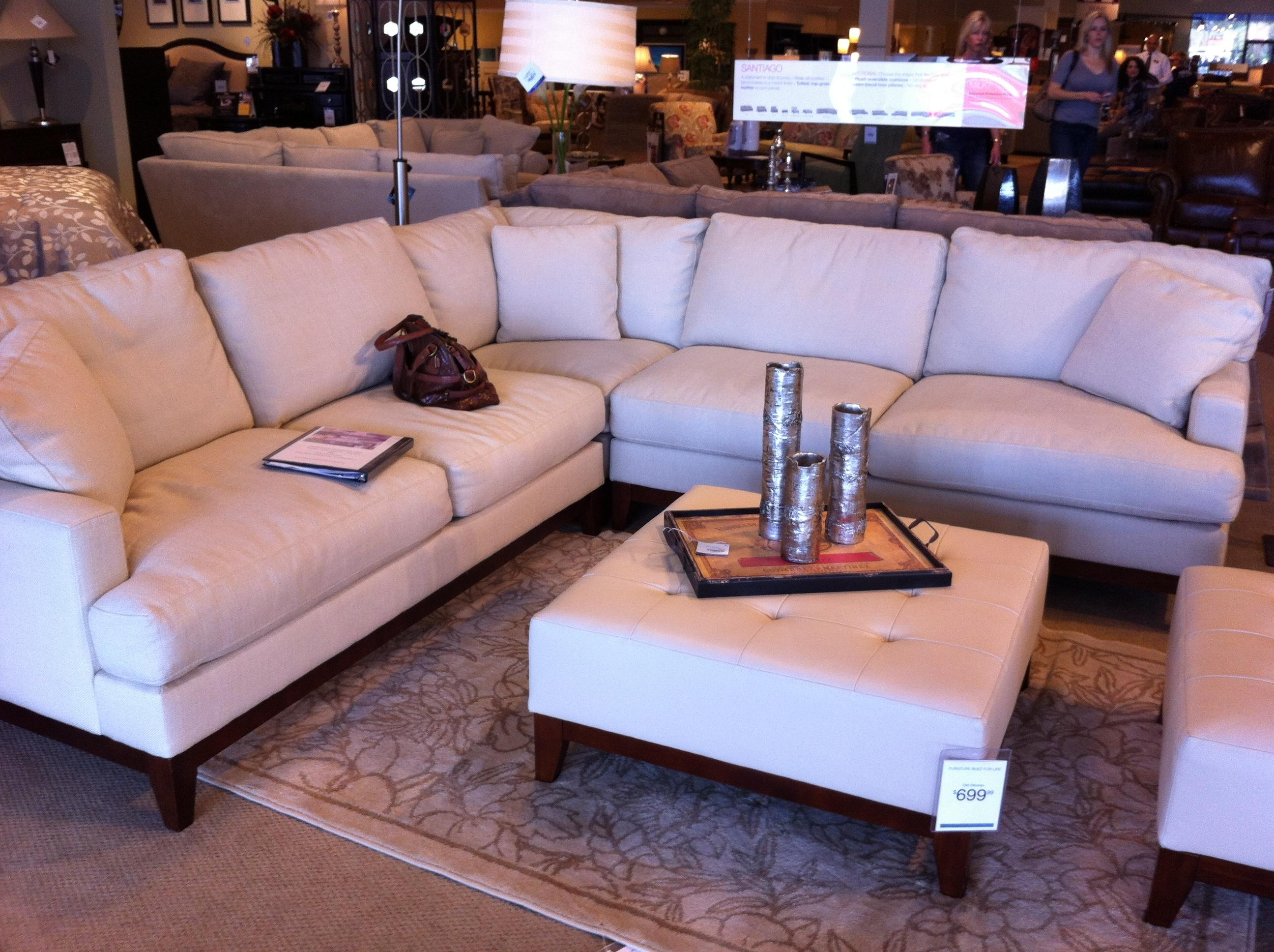 Furniture: Ashley Furniture Leather Sectionals | Big Lots For Havertys Leather Sectional (Image 2 of 15)