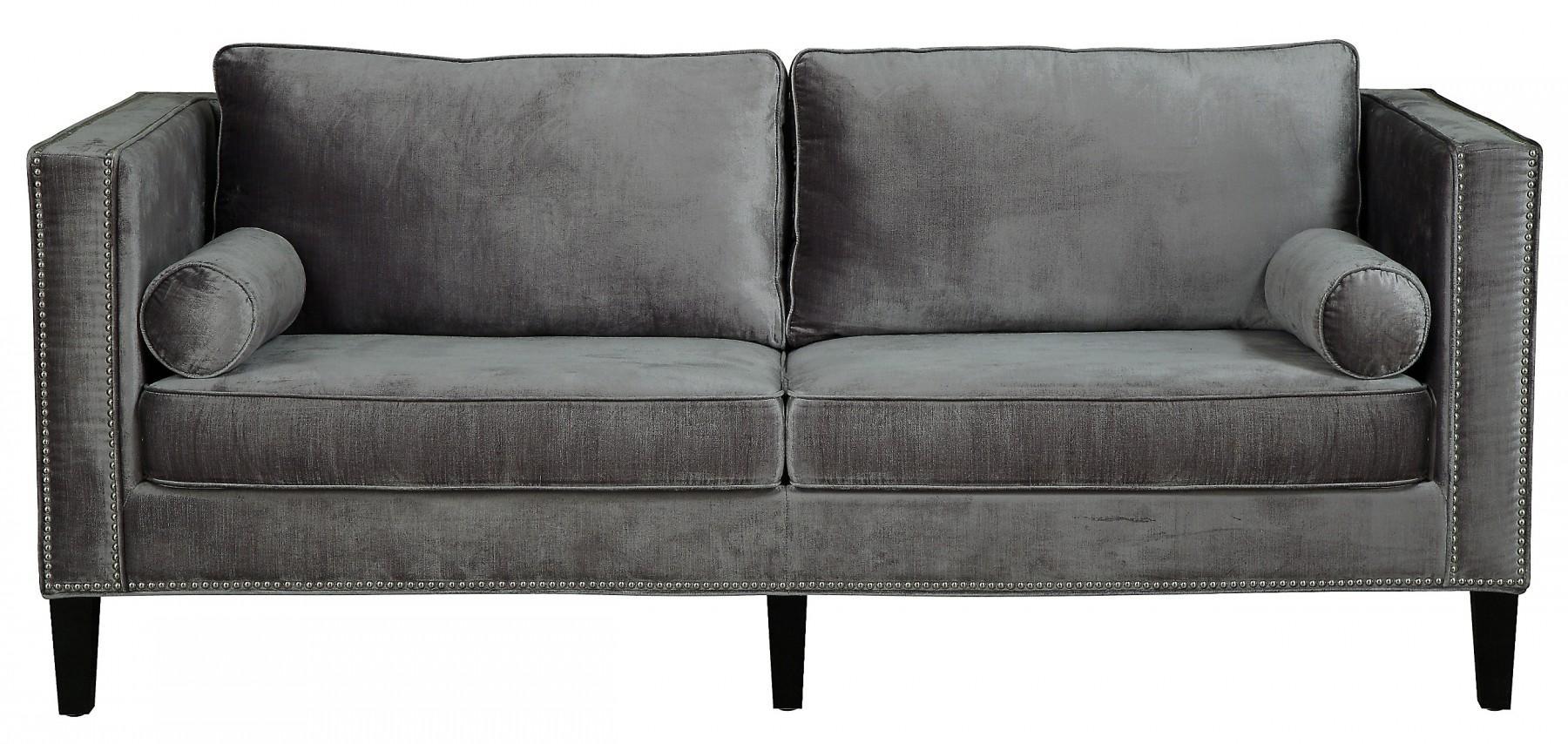 Furniture: Barrister Velvet Sofa | Velvet Couch | Tweed Couch For Barrister Velvet Sofas (View 7 of 20)