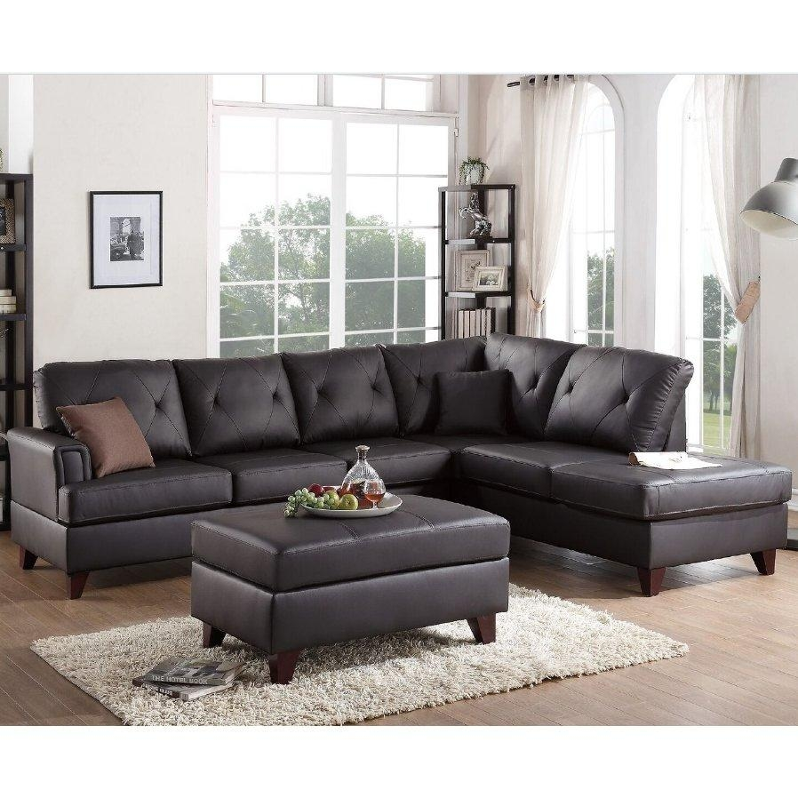 Furniture: Baxton Studio Sectional | Braxton Sectional Sofa Throughout Braxton Sectional Sofa (Image 12 of 15)