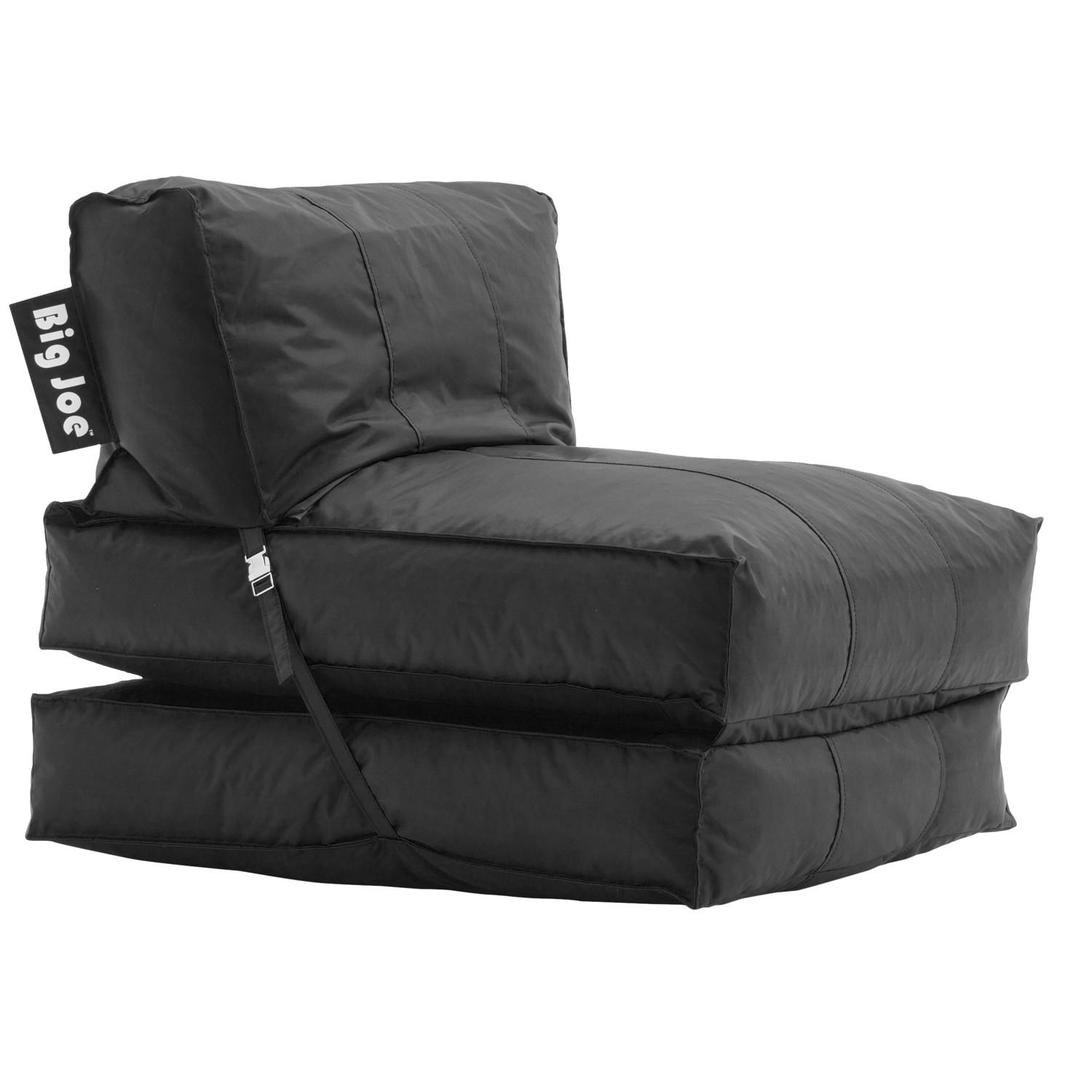 Furniture: Big Joe Roma Chair With Black Color And Comfort Design With Big Joe Sofas (Image 18 of 20)