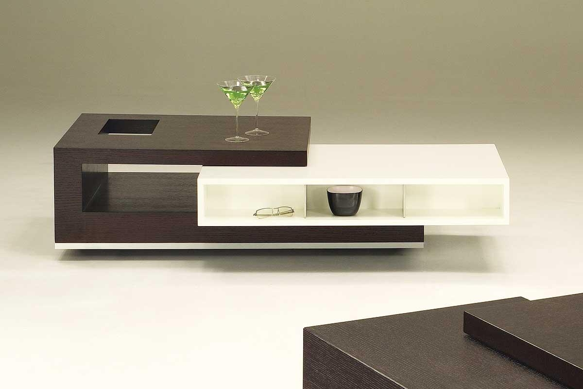 Furniture : Breathtaking Living Room Design With Rectangle Dark Regarding Low Sofa Tables (Image 8 of 20)