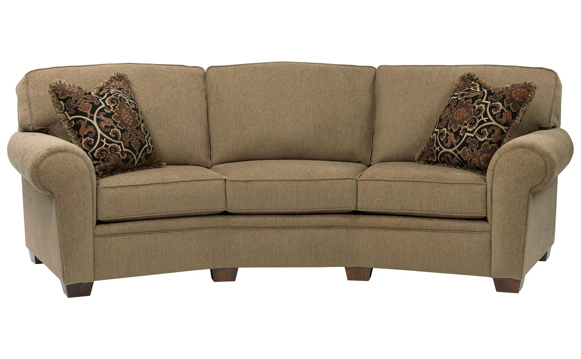 Furniture: Broyhill Mission Furniture | Broyhill Sofas | Broyhill Within Broyhill Sectional Sofa (Image 11 of 15)