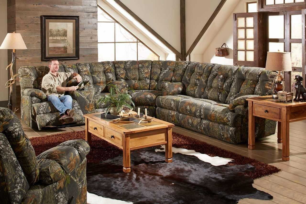 Furniture: Camouflage Furniture | Cheap Camo Recliner | Camouflage Within Camouflage Sofas (View 12 of 20)