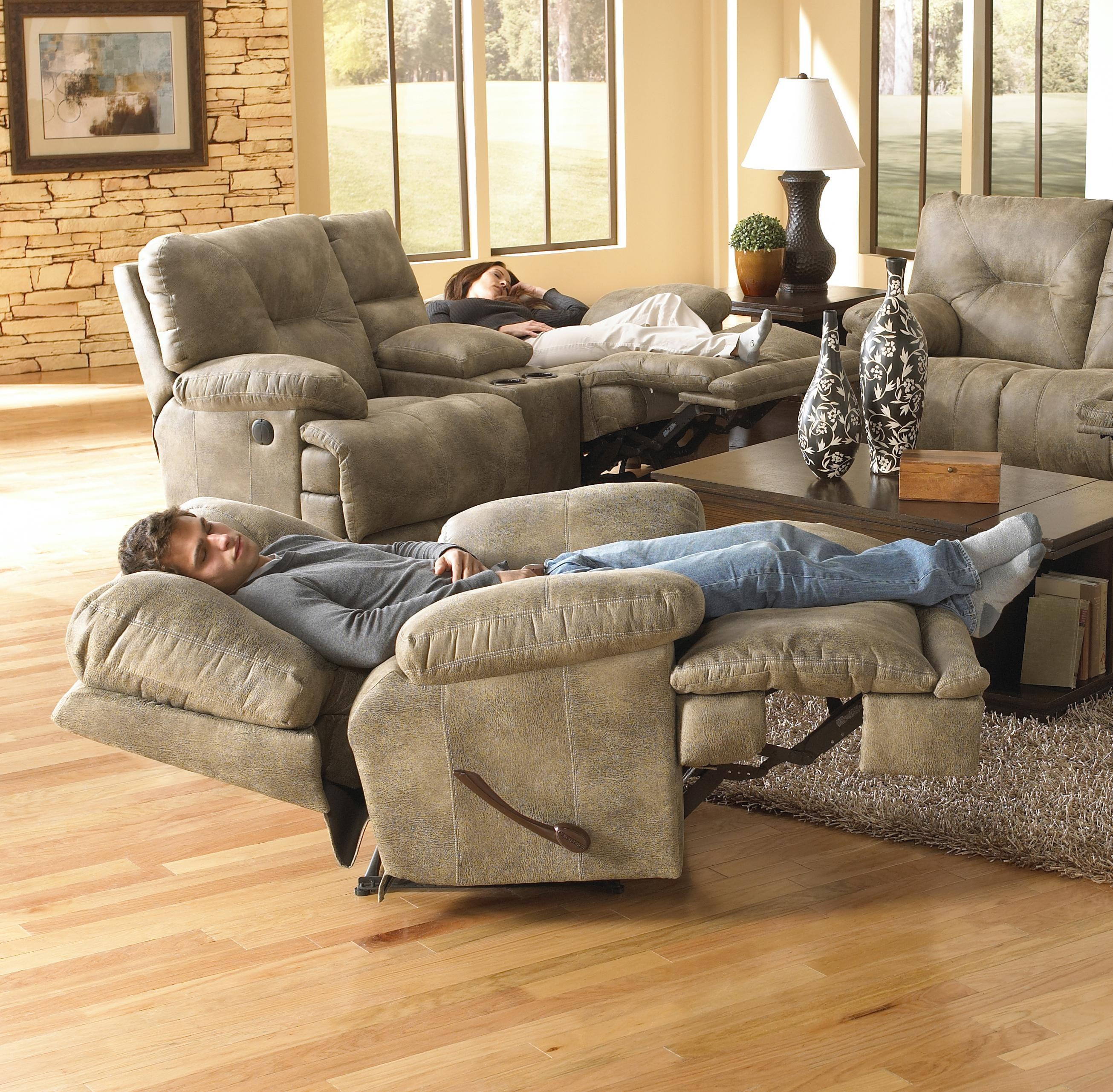 Furniture: Captivating Catnapper Recliner For Best Furniture Idea Regarding Catnapper Recliner Sofas (View 4 of 20)