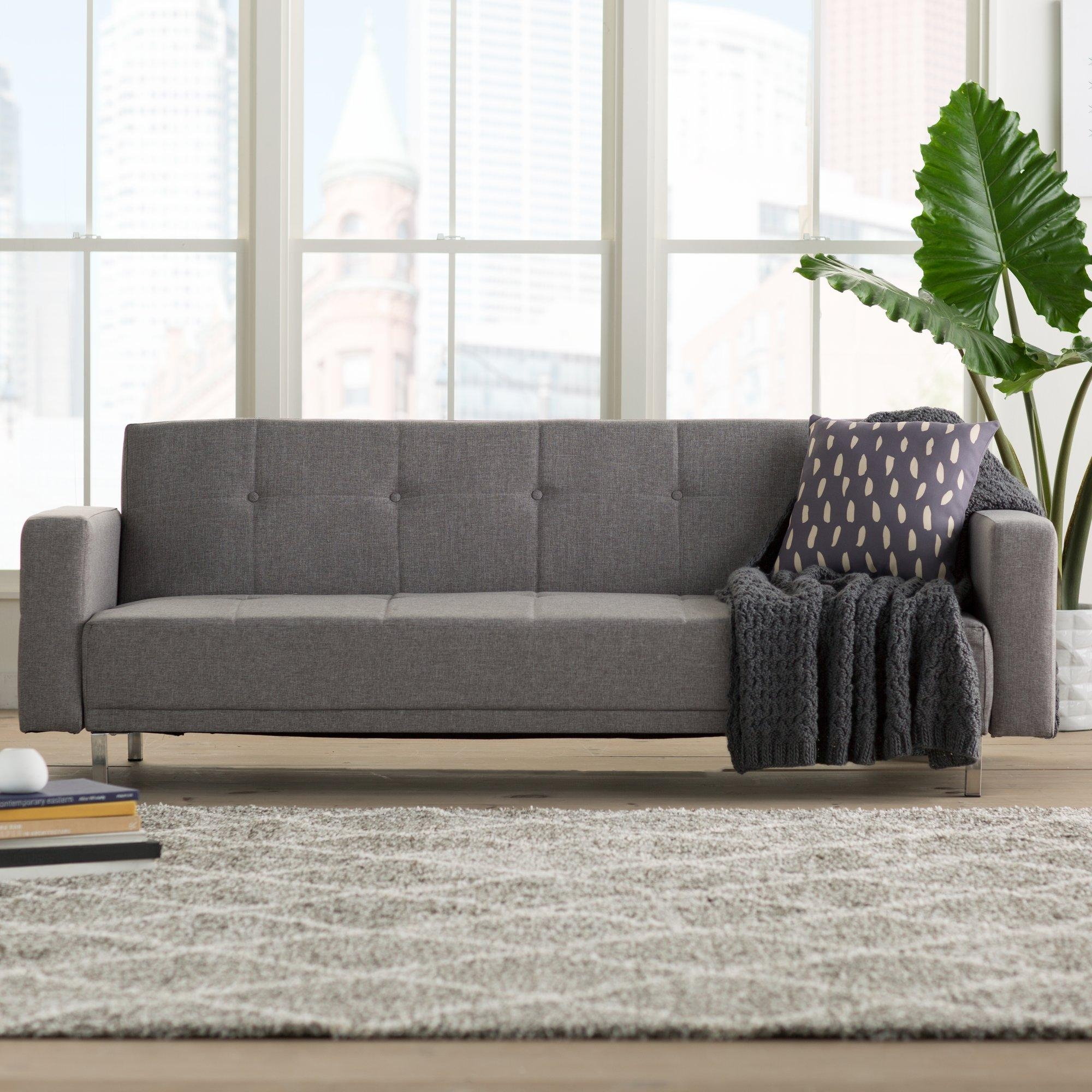 Furniture: Castro Convertible Bed For Exciting Sofabed Design Throughout Carlyle Sofa Beds (Image 3 of 20)