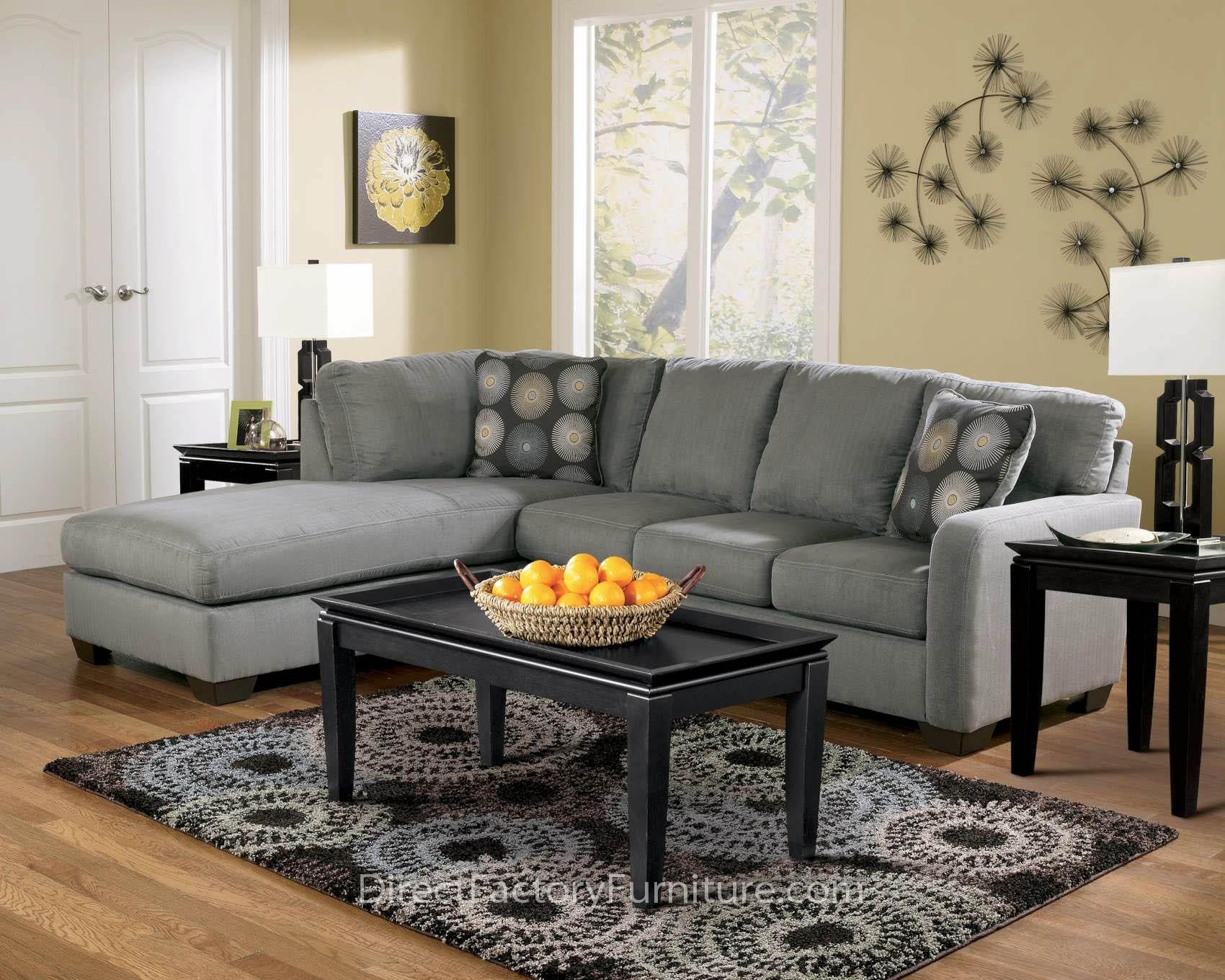 Furniture: Charming L Shaped Cheap Sectional Sofas In Light Slate Throughout Sectional Sofa Ideas (Image 12 of 20)