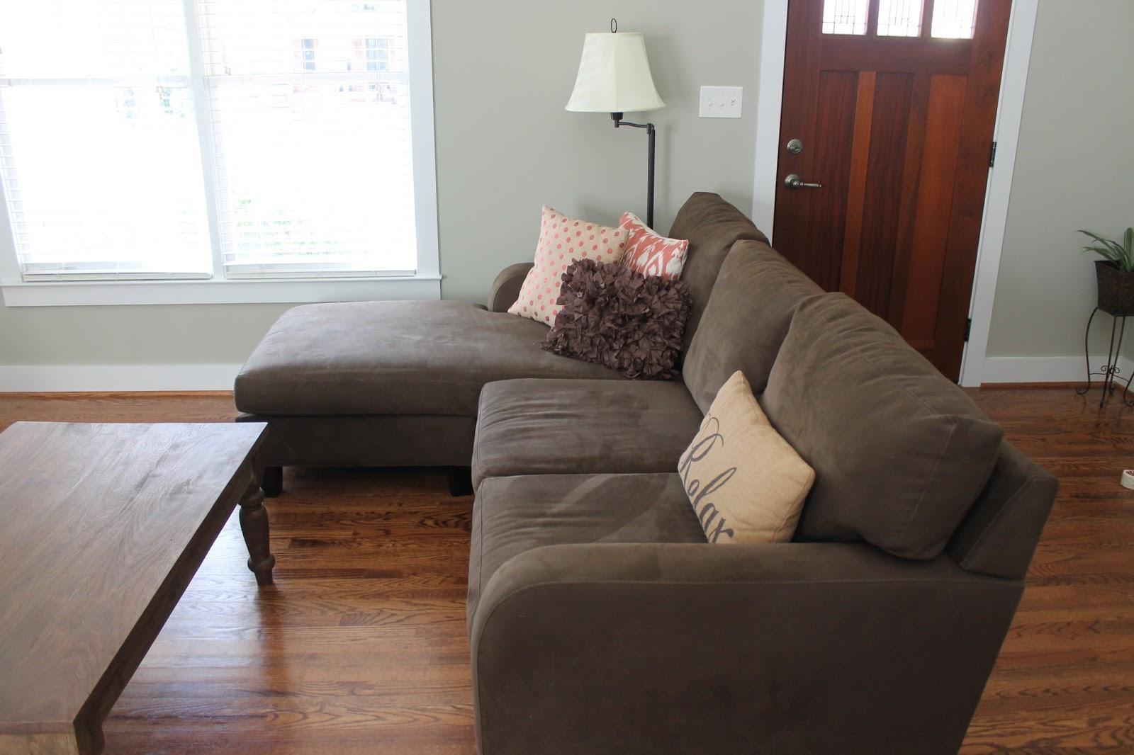 20 photos cindy crawford microfiber sofas sofa ideas for Elegant living room sofas