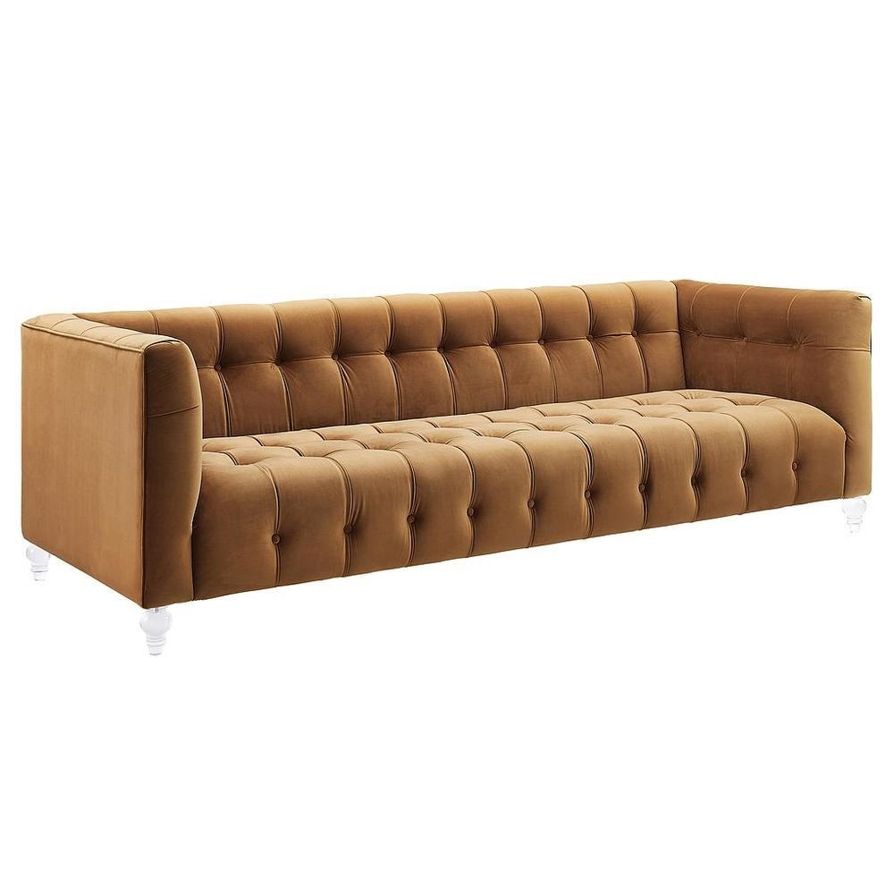 Furniture: Classic And Traditional Style Velvet Sectional Sofa For Intended For Velvet Sofas Sectionals (Image 9 of 20)