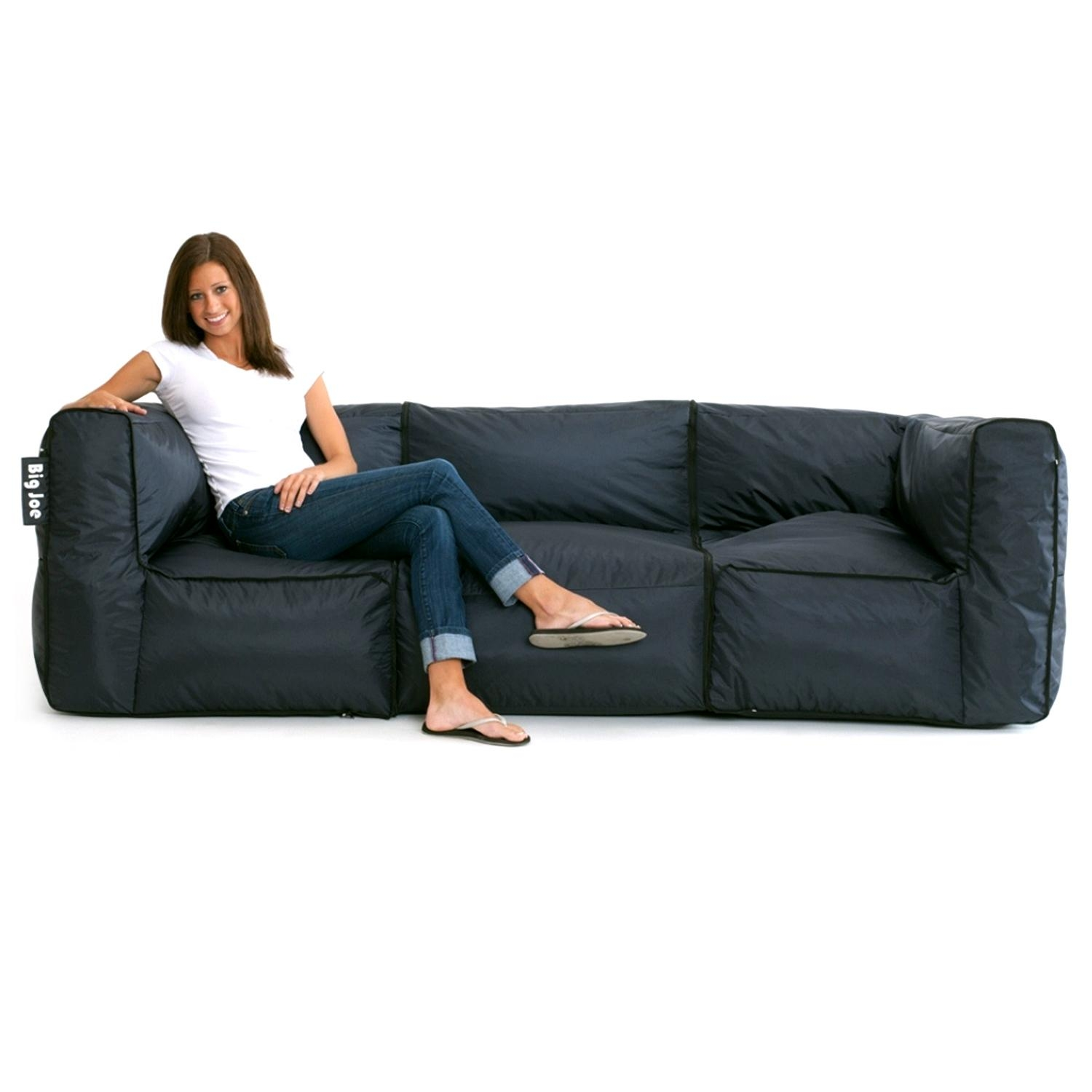 Furniture: Comfortable Big Joe Lumin Chair For Exciting Lounge Inside Big Joe Sofas (View 4 of 20)