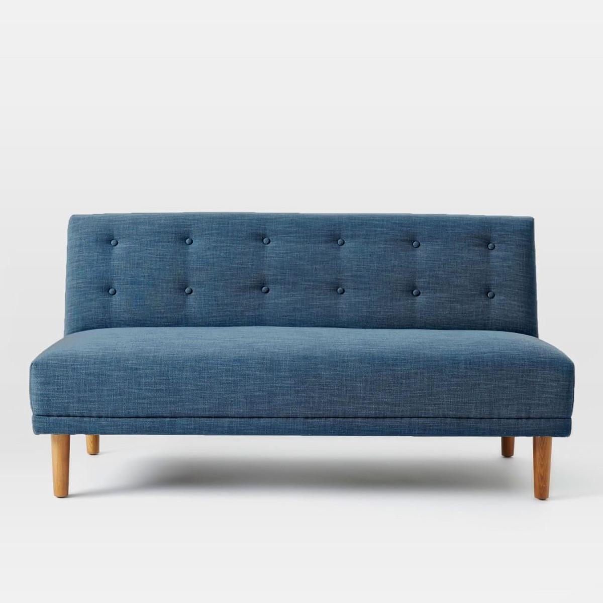 Featured Photo of Small Armless Sofa