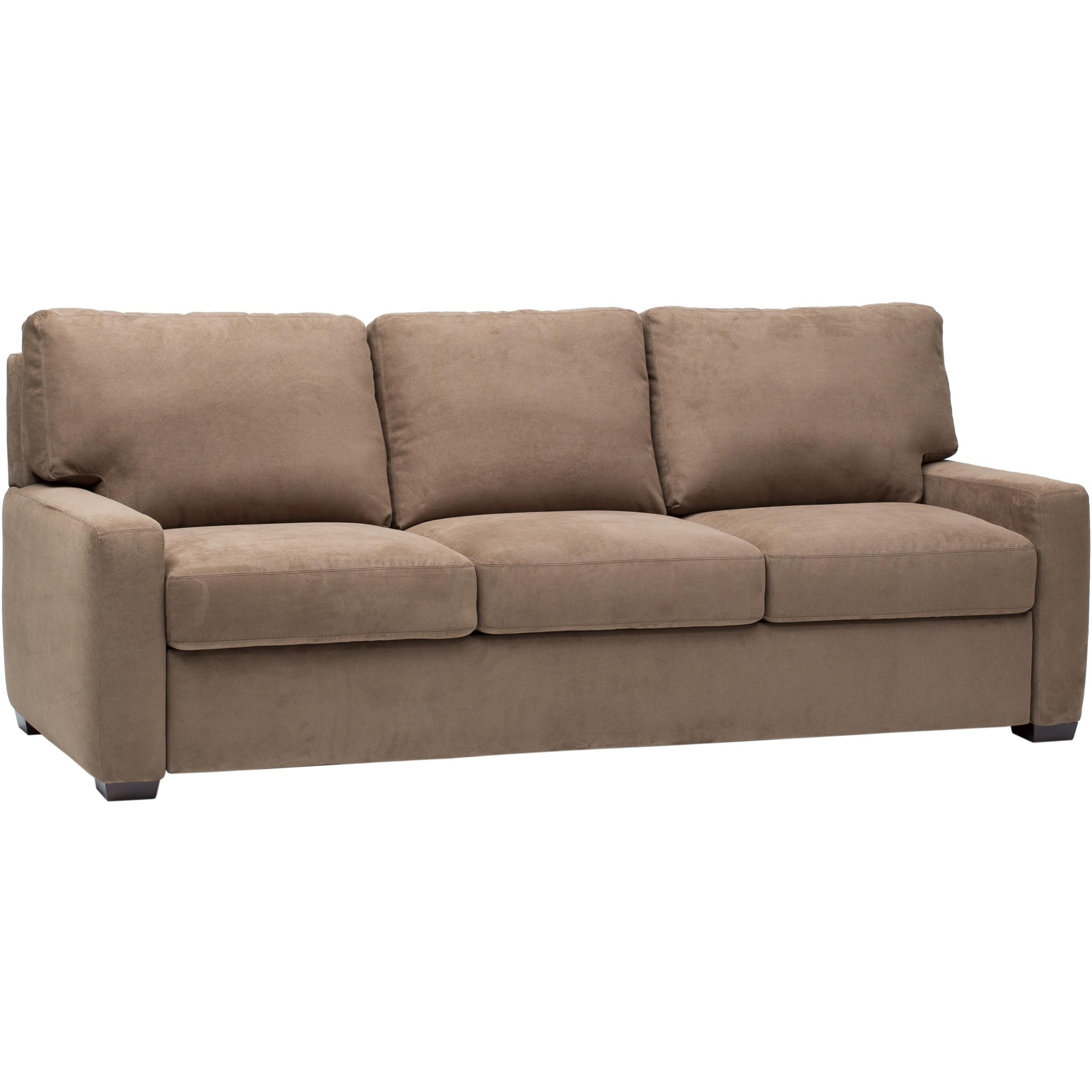 Furniture: Comfortable Tempurpedic Sleeper Sofa For Relax Your Throughout King Size Sleeper Sofa Sectional (View 10 of 20)