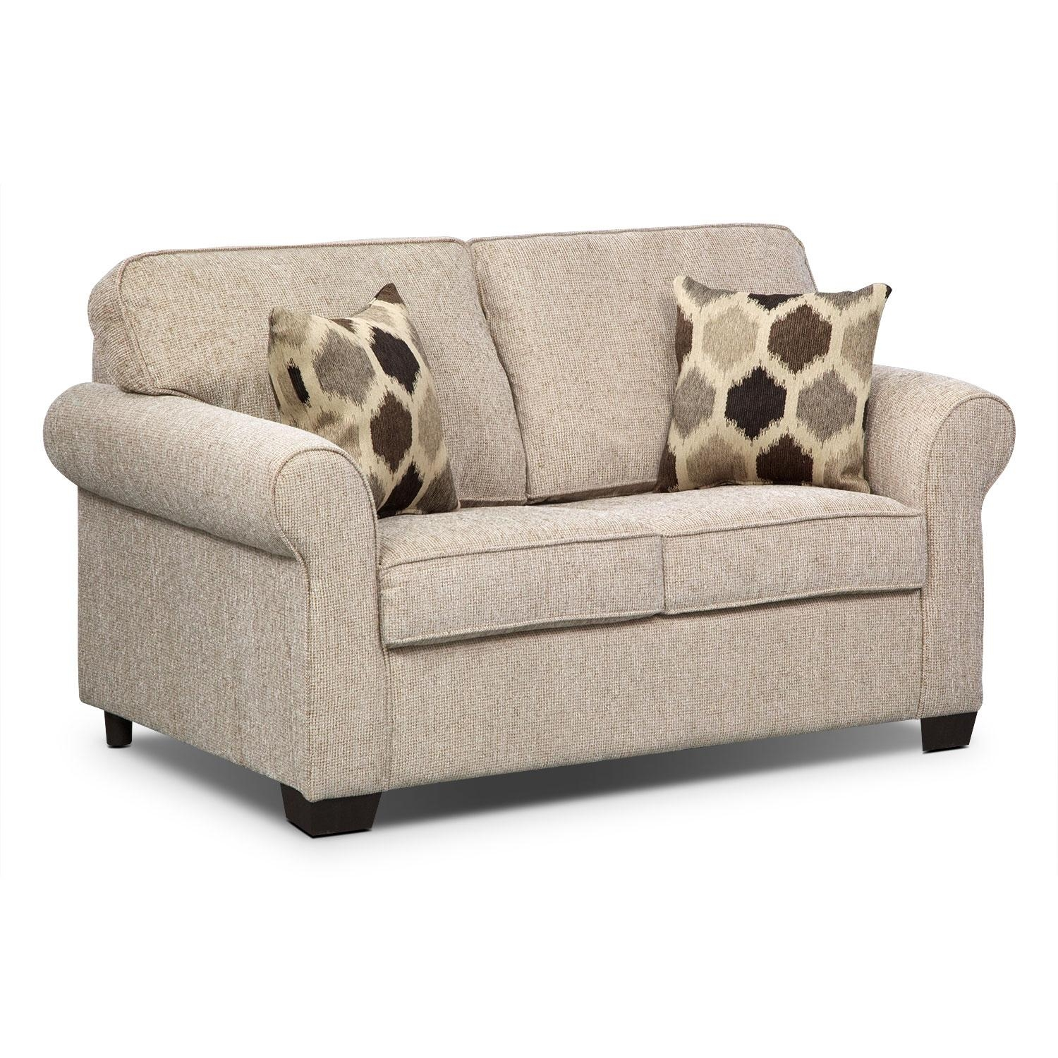 Furniture: Comfortable Tempurpedic Sofa Bed For Cozy Living Room With Twin Sofa Chairs (Image 5 of 20)