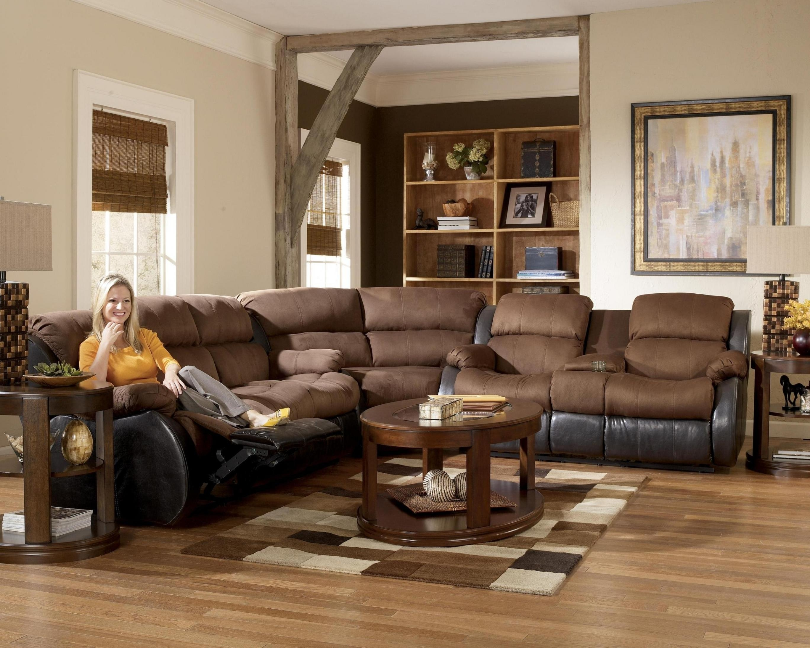 Furniture: Comfortable Tufted Sofa Designthomasville Sofa For Throughout Thomasville Leather Sectionals (Image 7 of 20)