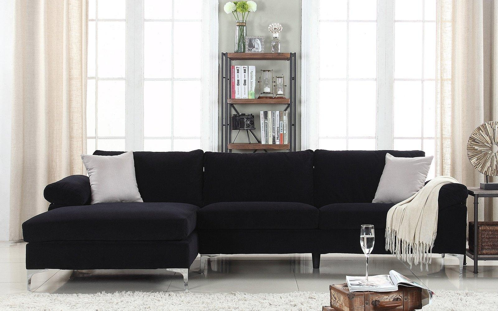 Furniture: Comfy Sectional Sofa | Huge Sectional Sofas | Extra With Regard To Nice Sectional Couches (Image 6 of 20)
