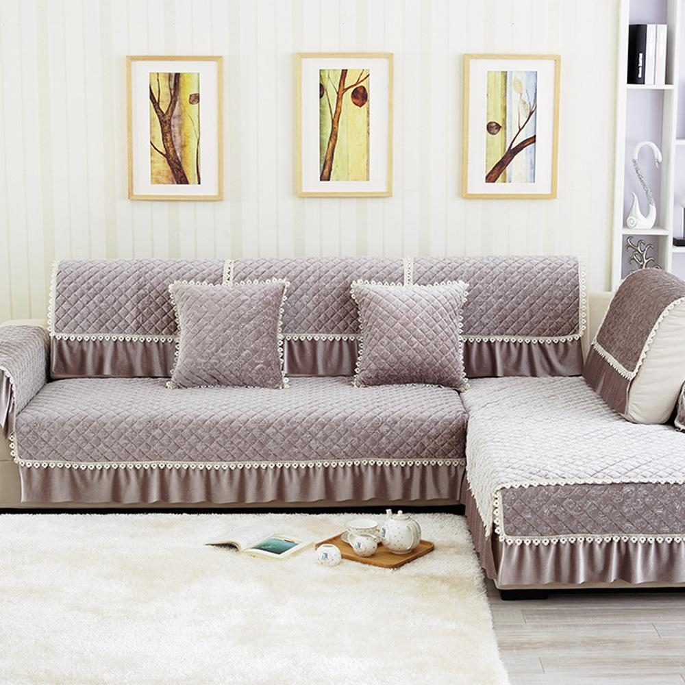 Furniture: Couch And Loveseat Covers | Sofa Slip Covers | Cheap In Sofa And Loveseat Covers (View 18 of 20)