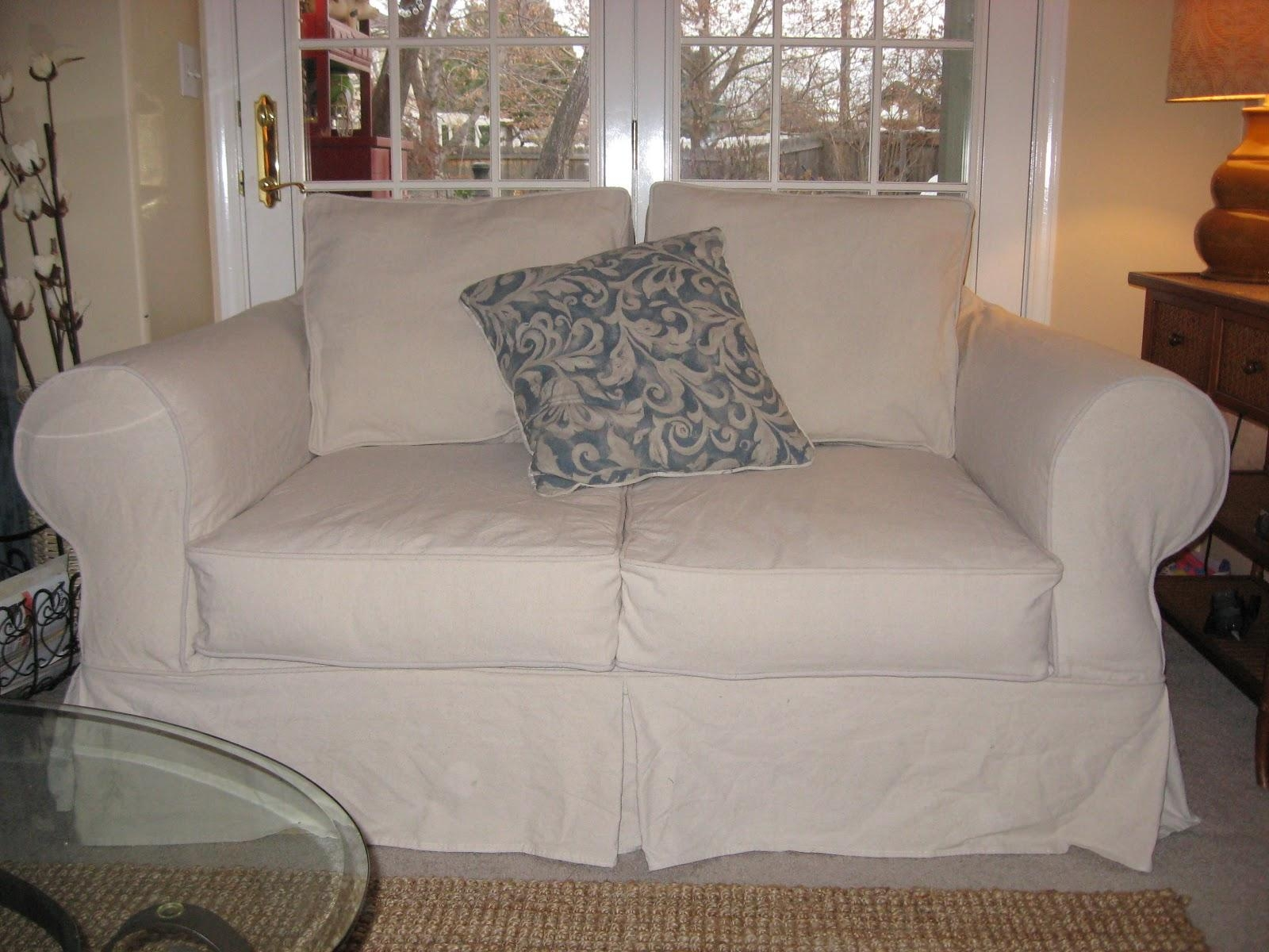 Furniture: Couch Covers At Walmart To Make Your Furniture Stylish Throughout Black Slipcovers For Sofas (Image 8 of 20)