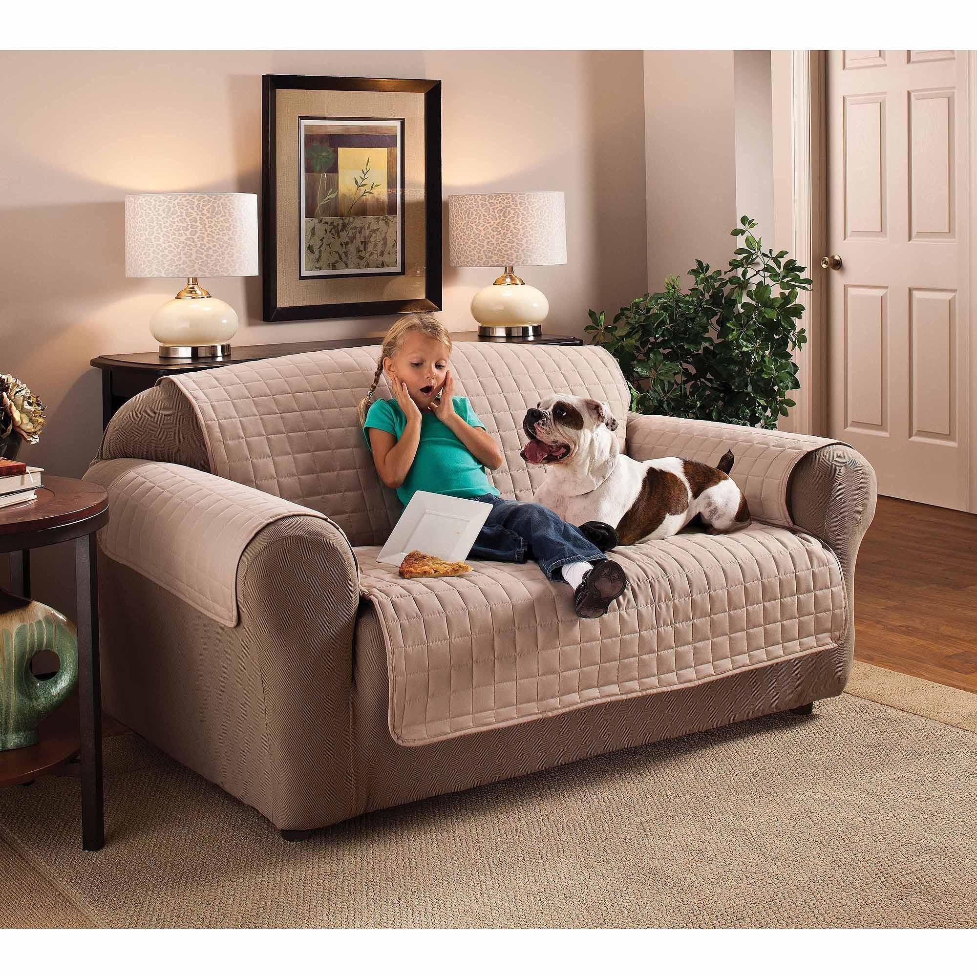 Furniture: Couch Covers At Walmart To Make Your Furniture Stylish With Covers For Sofas (Image 7 of 20)