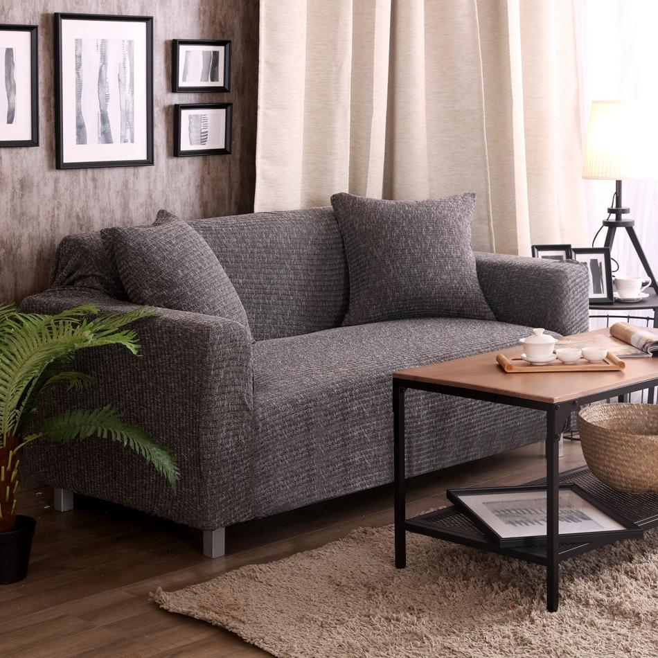 Furniture: Couch Slip Covers | Stretch Sofa Covers | Recliner Cover Within Covers For Sofas (Image 8 of 20)