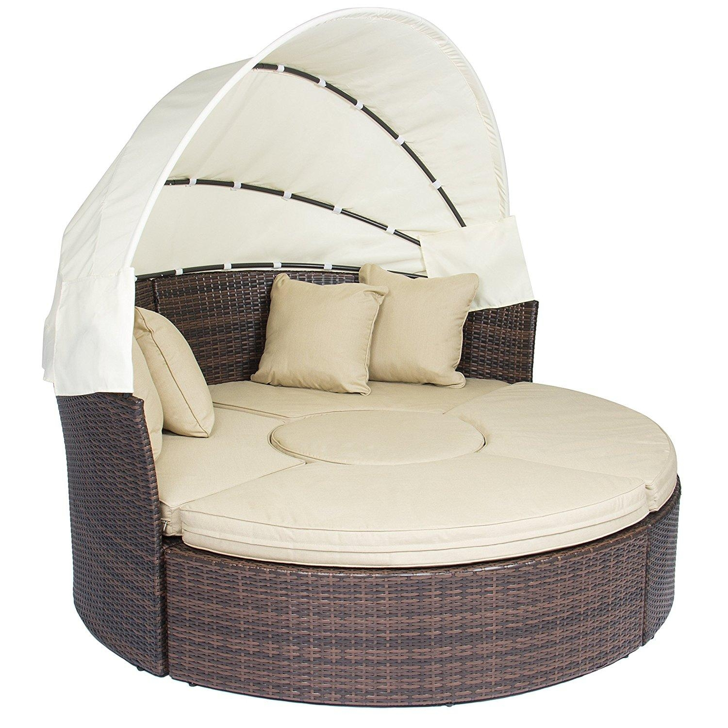 Furniture: Create Your Comfortable Living Room Decor With Round Within Big Round Sofa Chairs (Image 8 of 20)