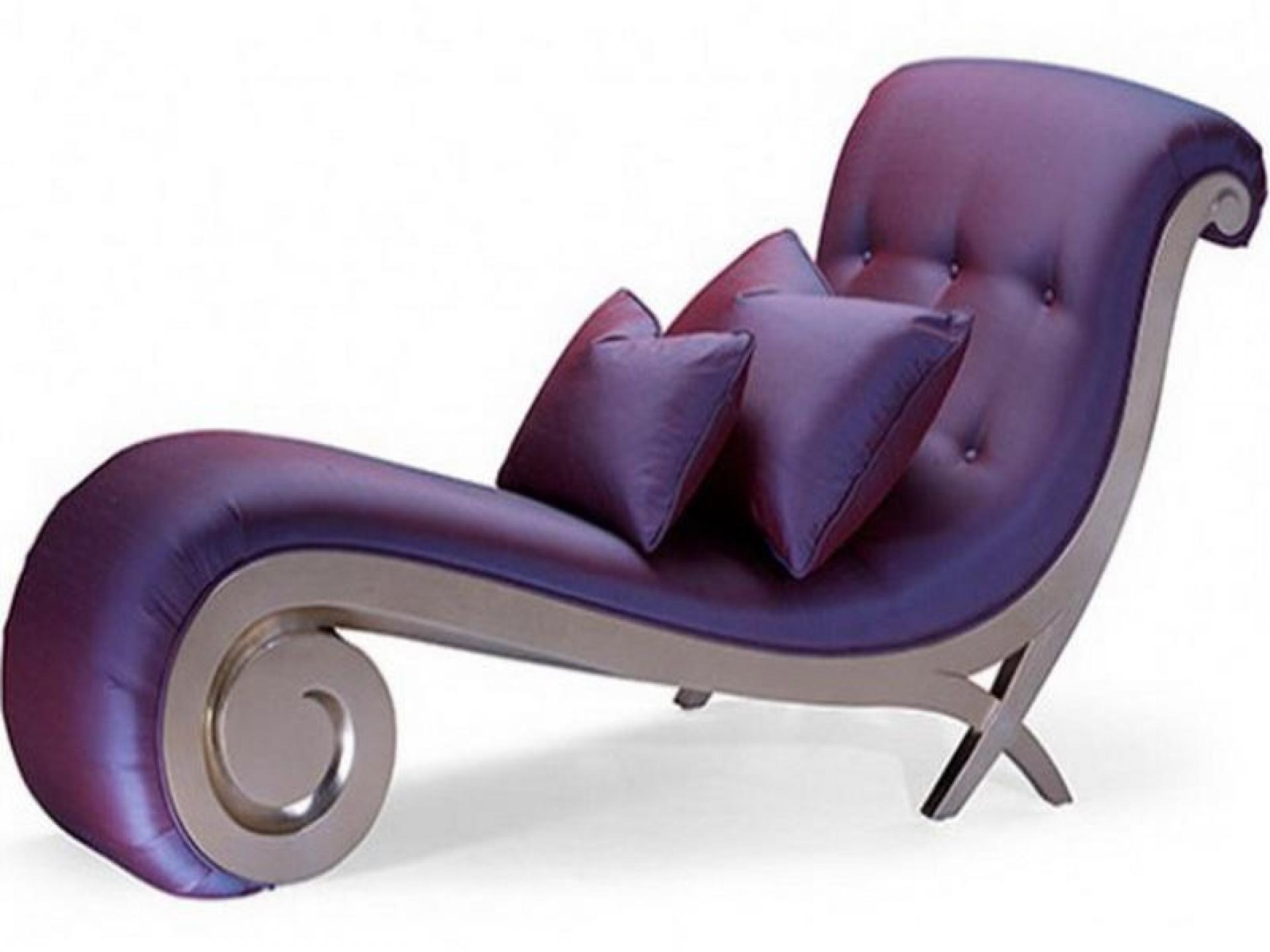 Furniture: Cute Purple Chaise Lounge For Living Room Furniture Throughout Sofa Lounge Chairs (View 19 of 20)