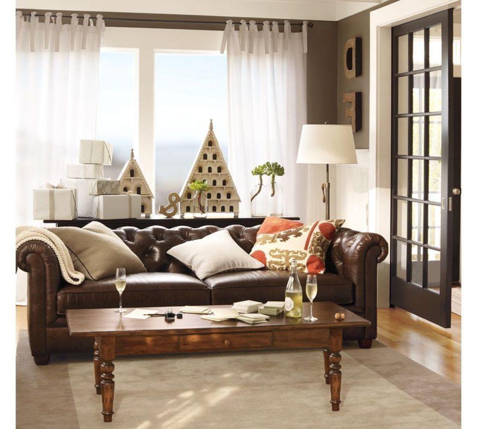Furniture: Deep Sectional Sofa | Pottery Barn Sectional For Pottery Barn Sectionals (Image 3 of 20)