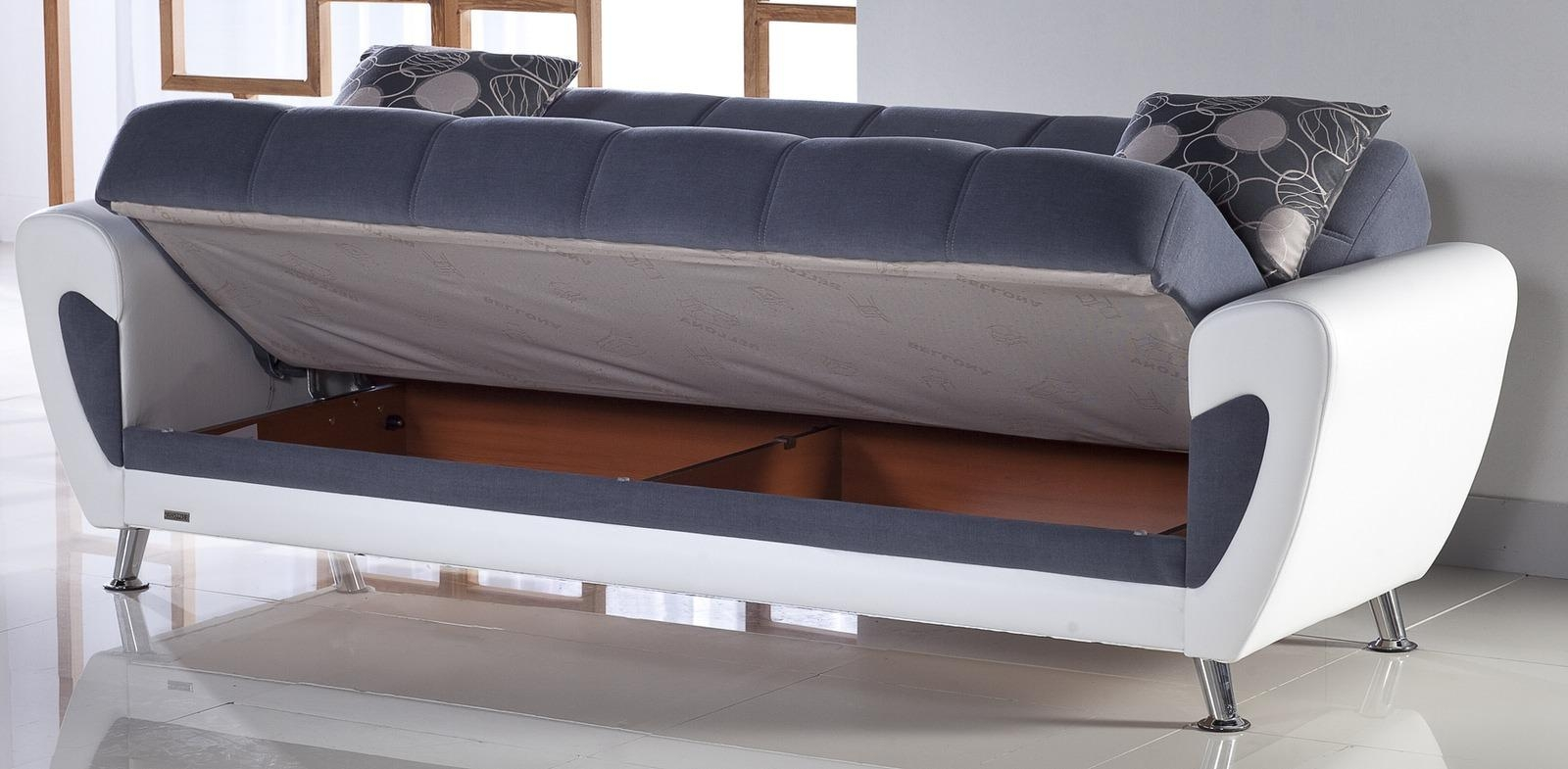 Furniture: Elegant Hideabed For Comfortable Sofa Bed Design Ideas In Convertible Queen Sofas (Image 9 of 20)