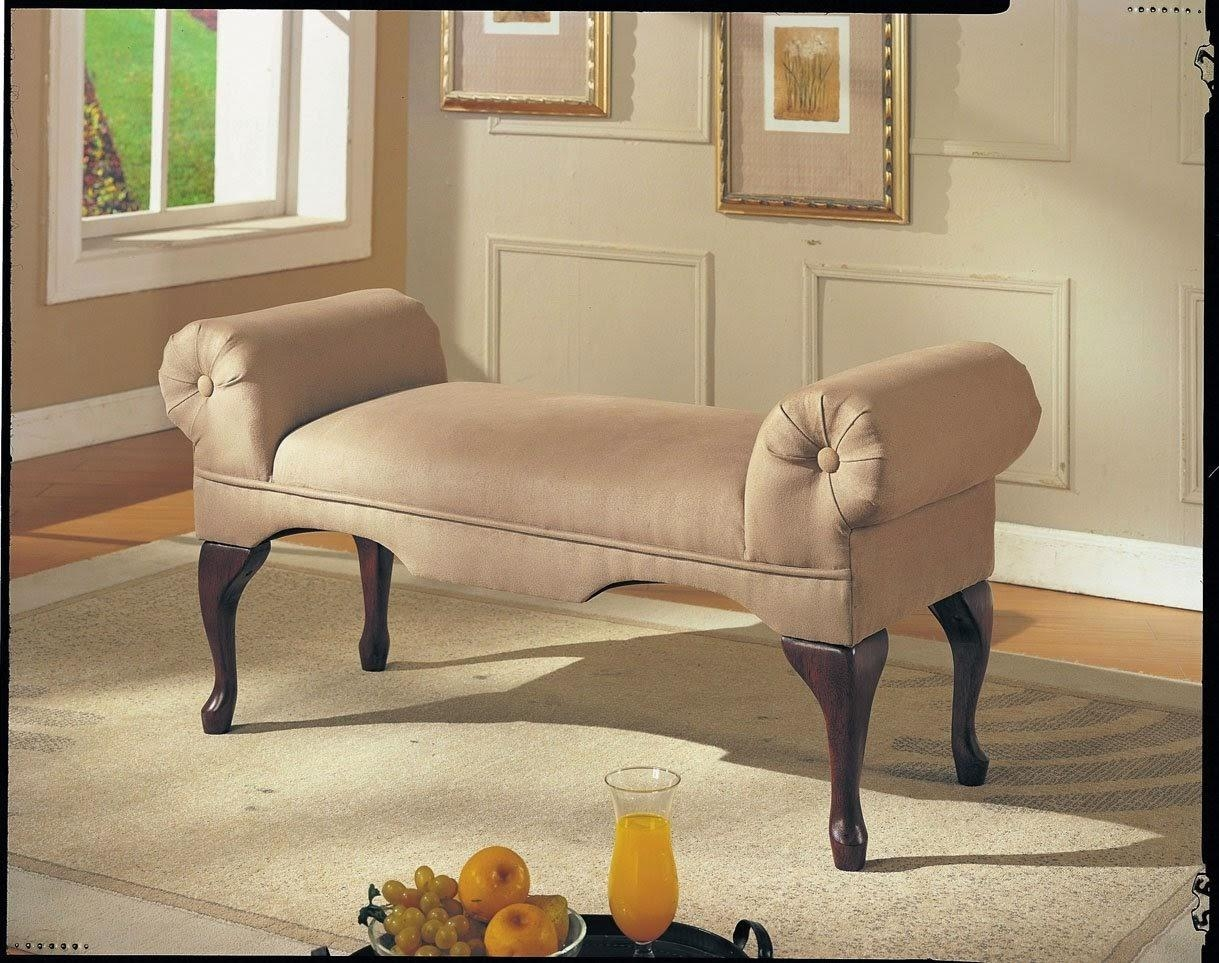 Furniture: Fabulous Fainting Couch For Living Room Or Bedroom Regarding Sofa Chairs For Bedroom (View 8 of 20)
