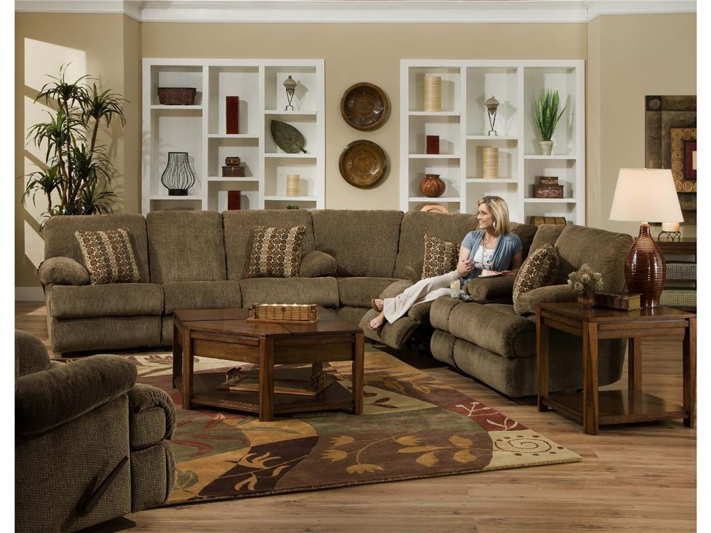 Furniture: Fantastic Sectional Couches With Recliners For Your Within Havertys Leather Sectional (View 14 of 15)