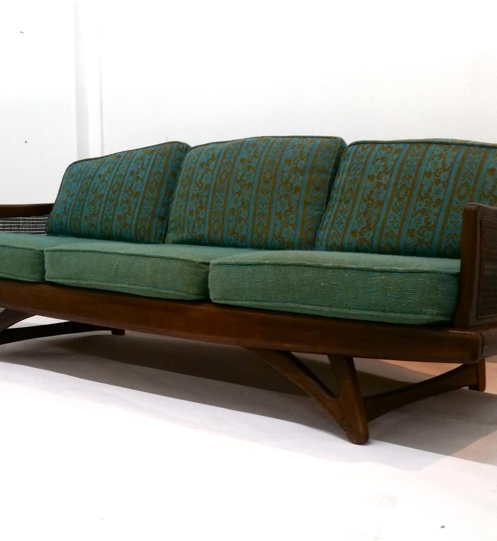 Furniture: Fascinating Mid Century Sofas For Comfy Home Furniture For Mid  Range Sofas (Image